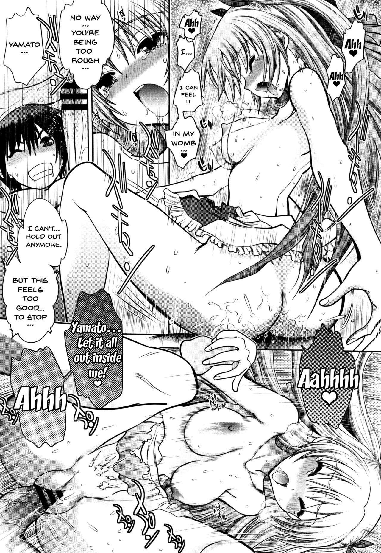[Yagami Dai] Maji de Watashi ni Koi Shinasai! S Adult Edition ~Shodai Heroine Hen~ | Fall in Love With Me For Real! Ch.1-8 [English] {Doujins.com} 162