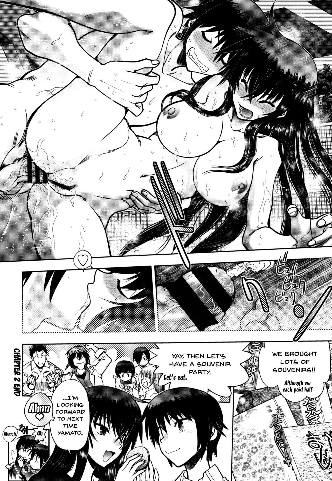 [Yagami Dai] Maji de Watashi ni Koi Shinasai! S Adult Edition ~Shodai Heroine Hen~ | Fall in Love With Me For Real! Ch.1-8 [English] {Doujins.com} 44