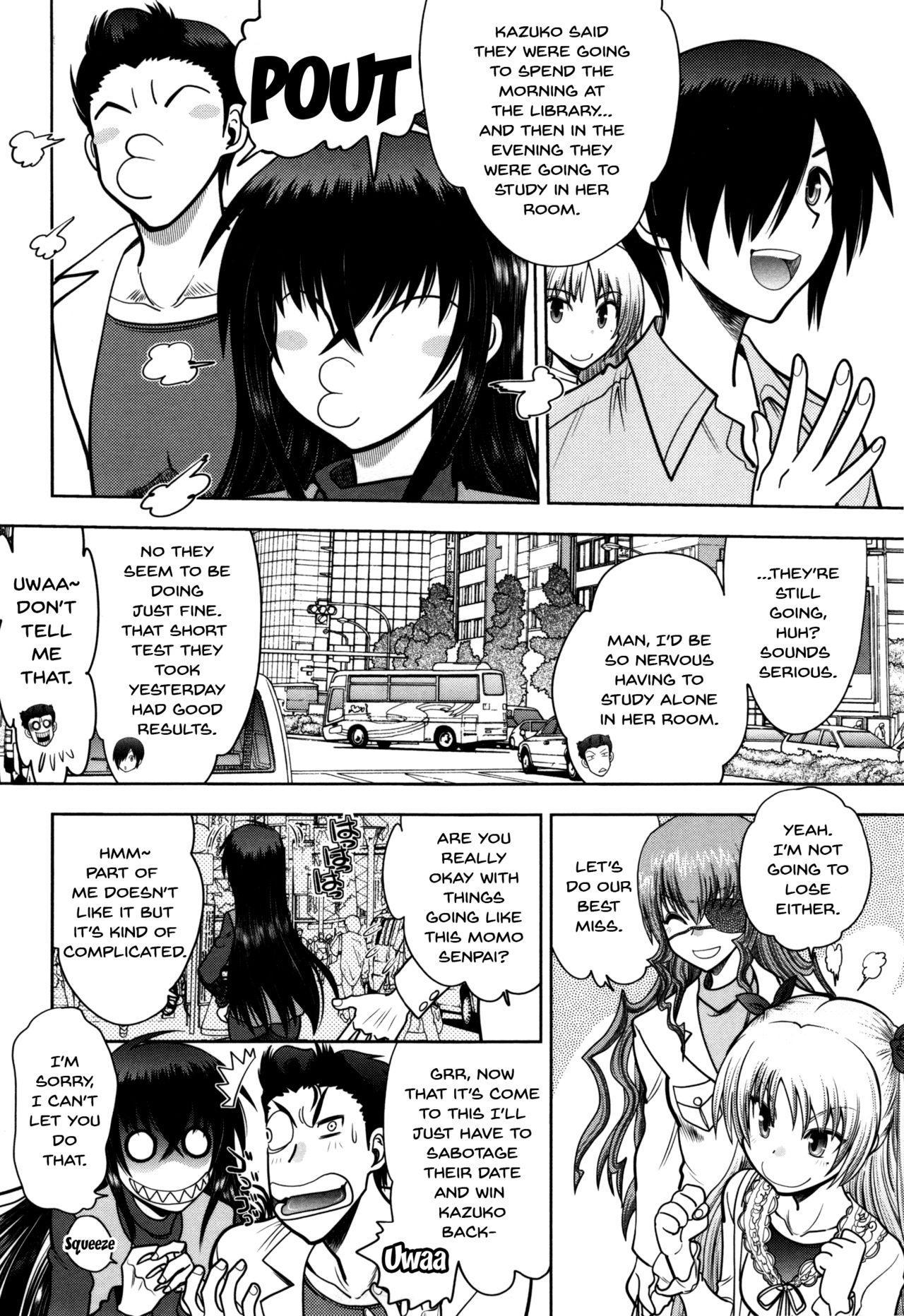 [Yagami Dai] Maji de Watashi ni Koi Shinasai! S Adult Edition ~Shodai Heroine Hen~ | Fall in Love With Me For Real! Ch.1-8 [English] {Doujins.com} 66