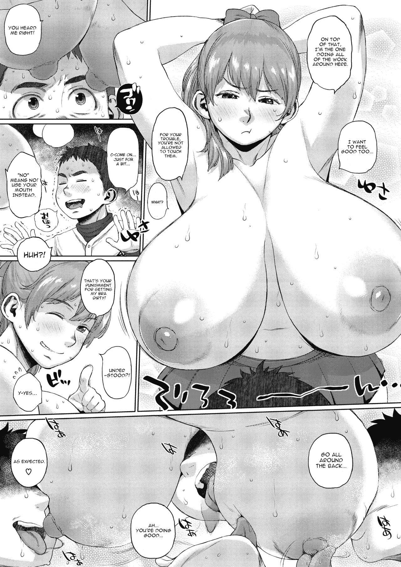 Senpai! Renshū yori honbanssu ♥ | Senpai! From Practice to Action ♥ 10