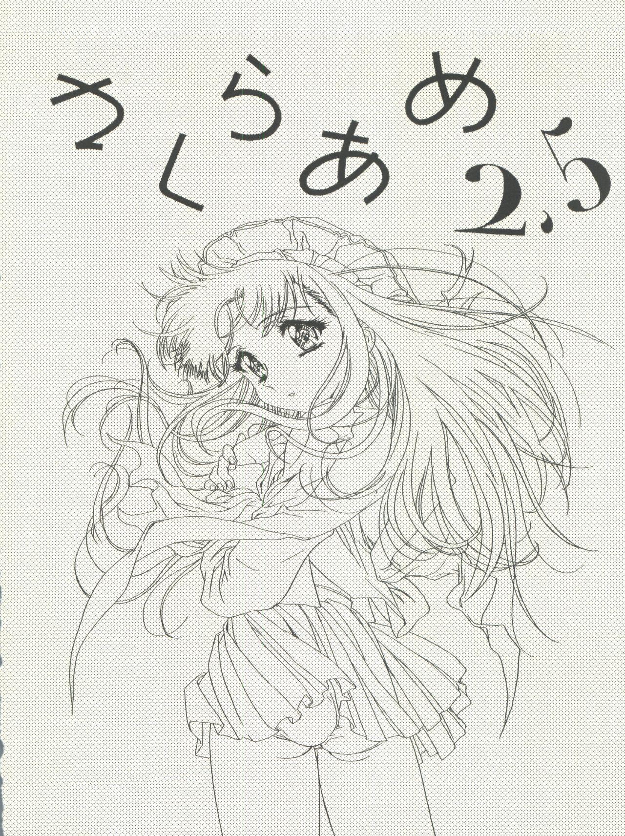 Sakura-Ame CROQUIS 45
