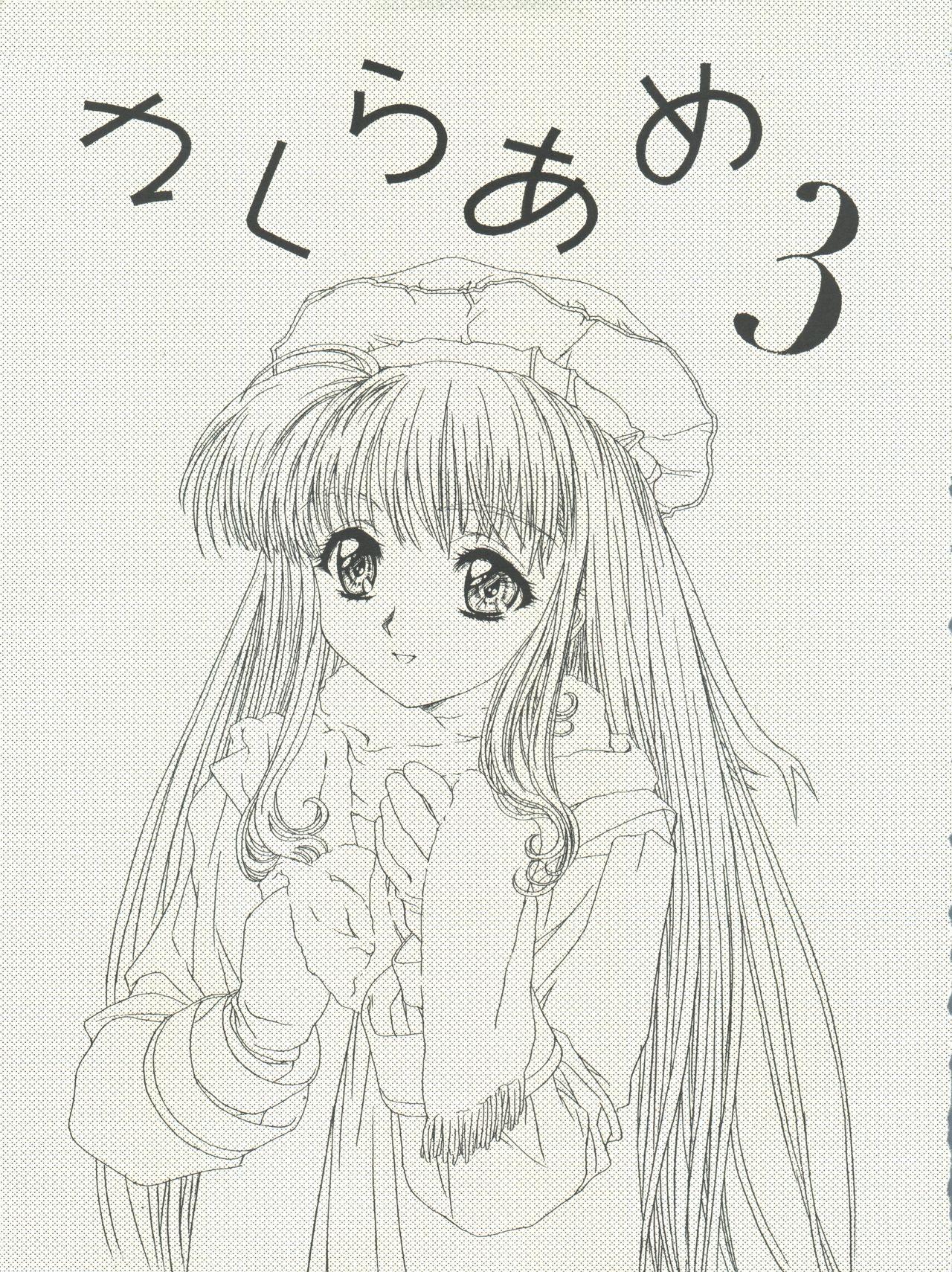 Sakura-Ame CROQUIS 46