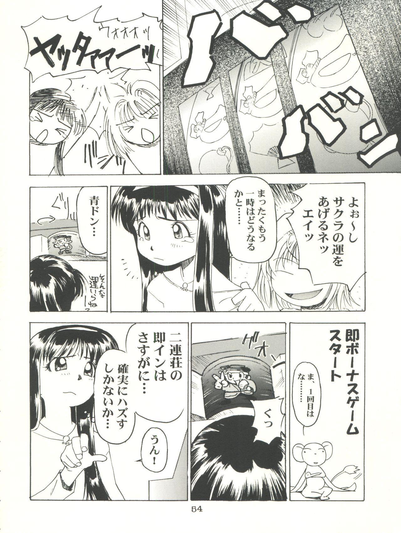 Sakura-Ame CROQUIS 53