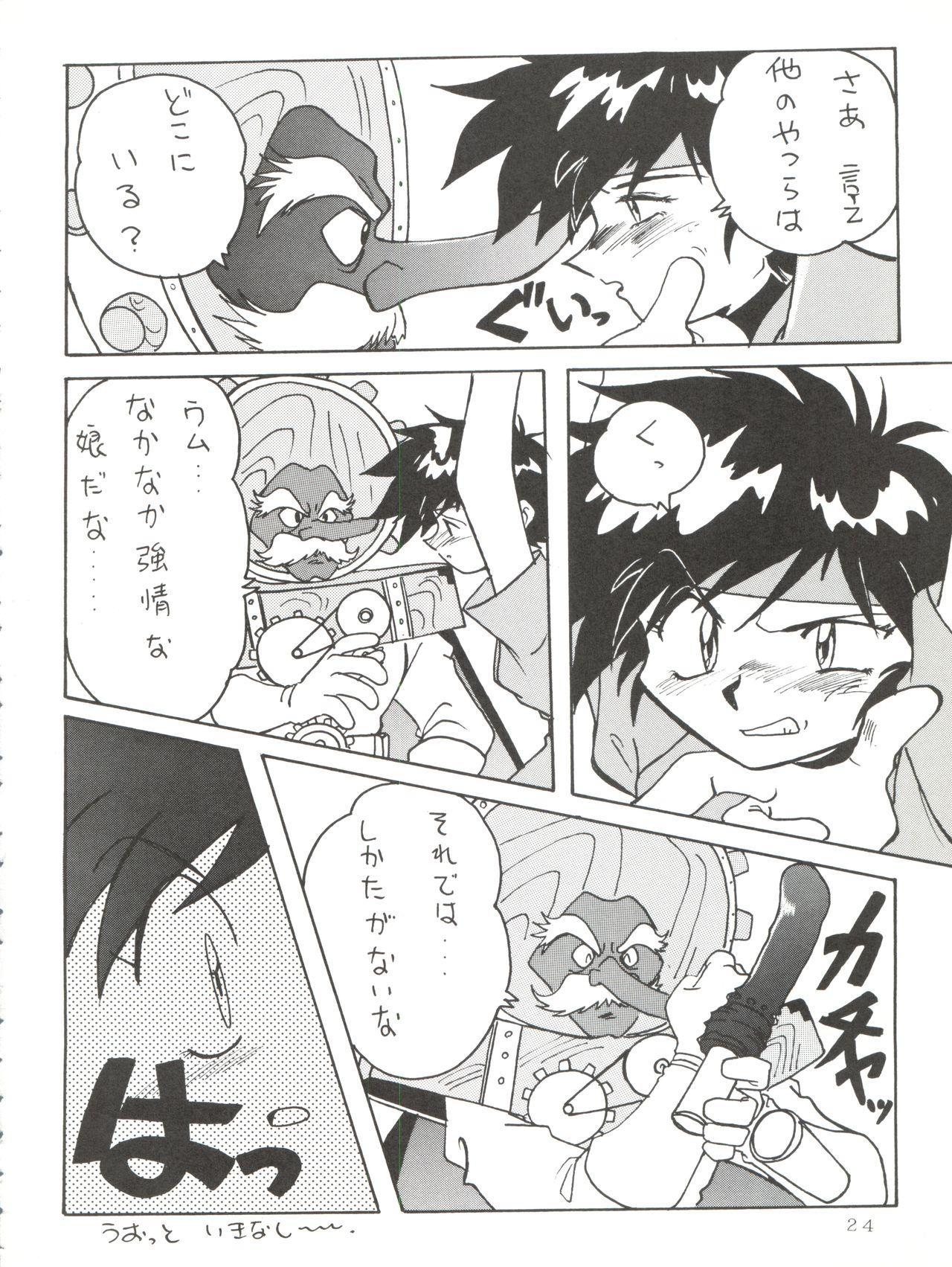 Tokusatsu Shinsengumi 23