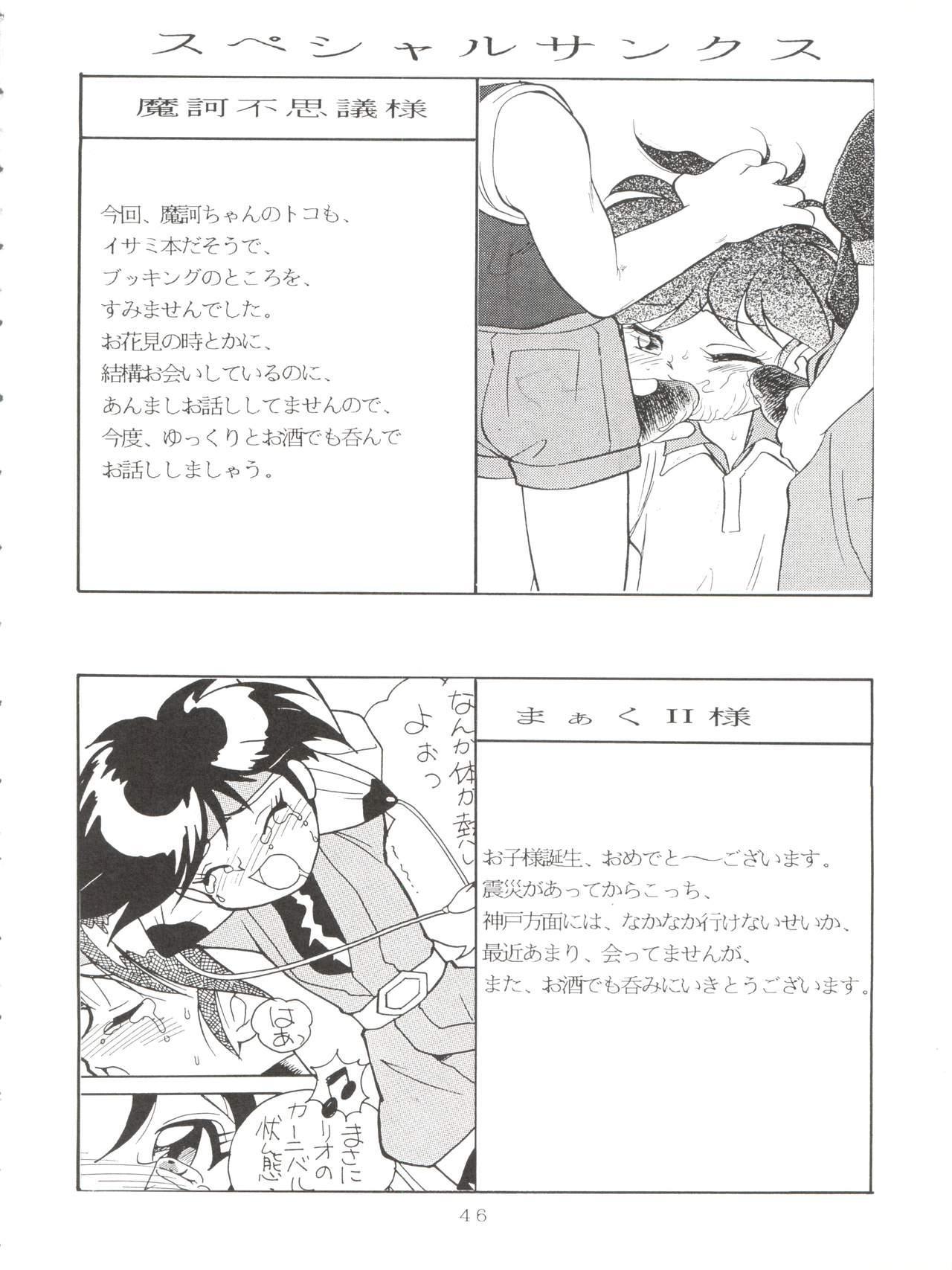 Tokusatsu Shinsengumi 45