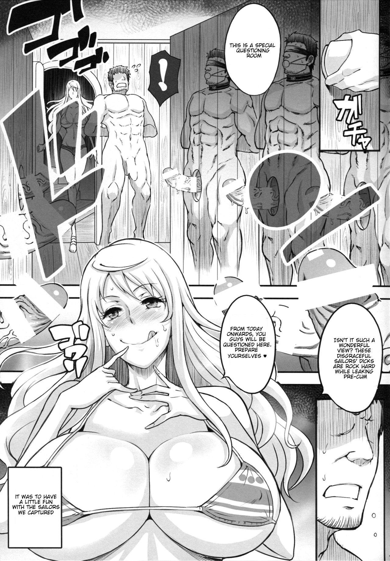 Rakuen Onna Kaizoku 5 - Women Pirate in Paradise 6