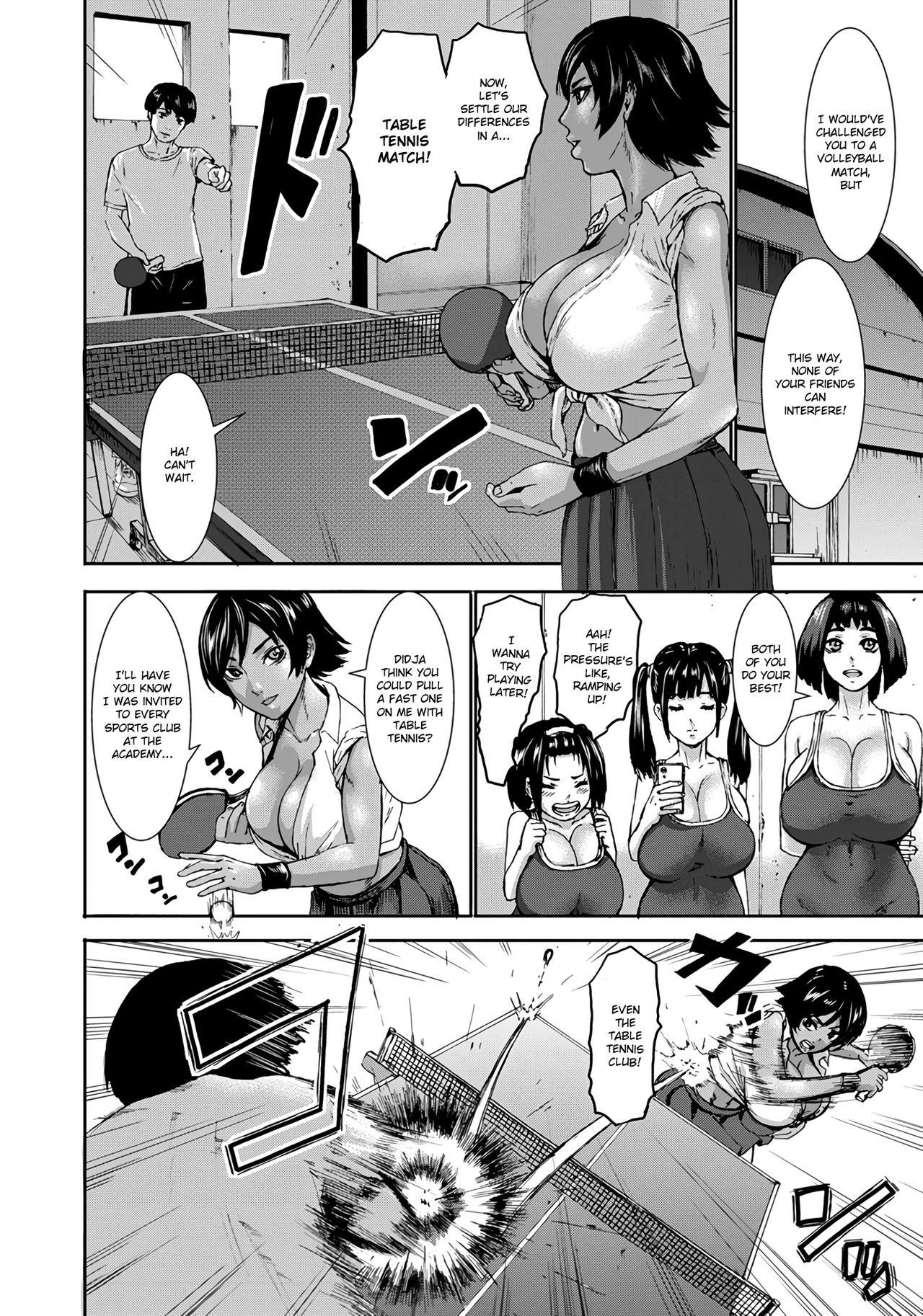 Chounyuu Gakuen | Academy For Huge Breasts Ch. 1-3 29