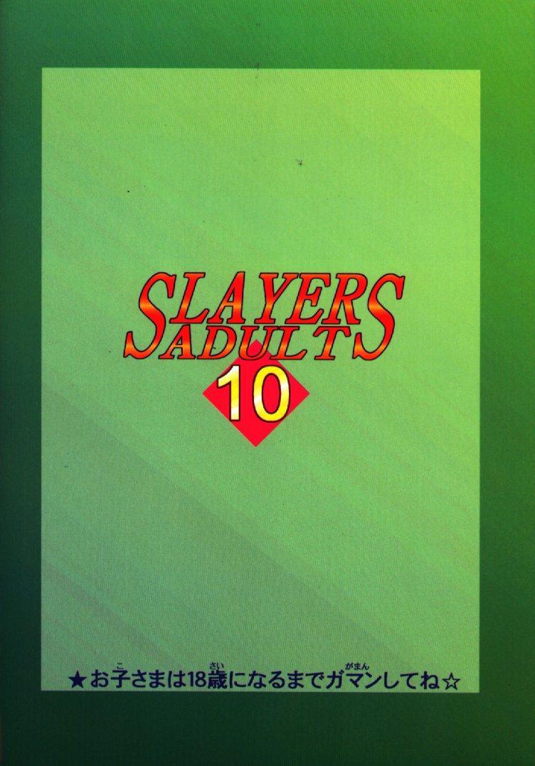 Slayers Adult 10 49