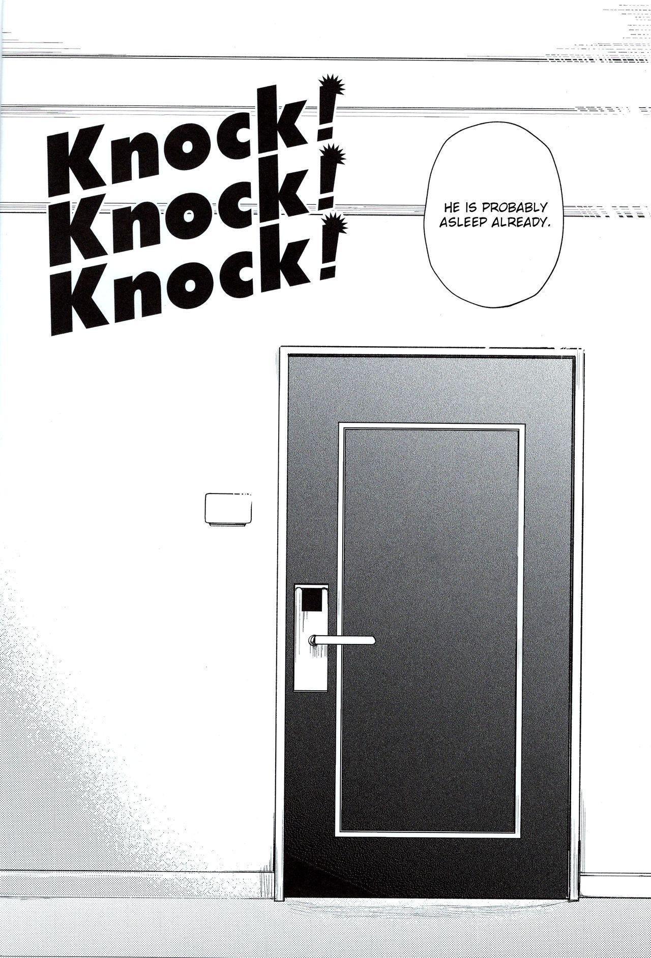 Knock! Knock! Knock! 3