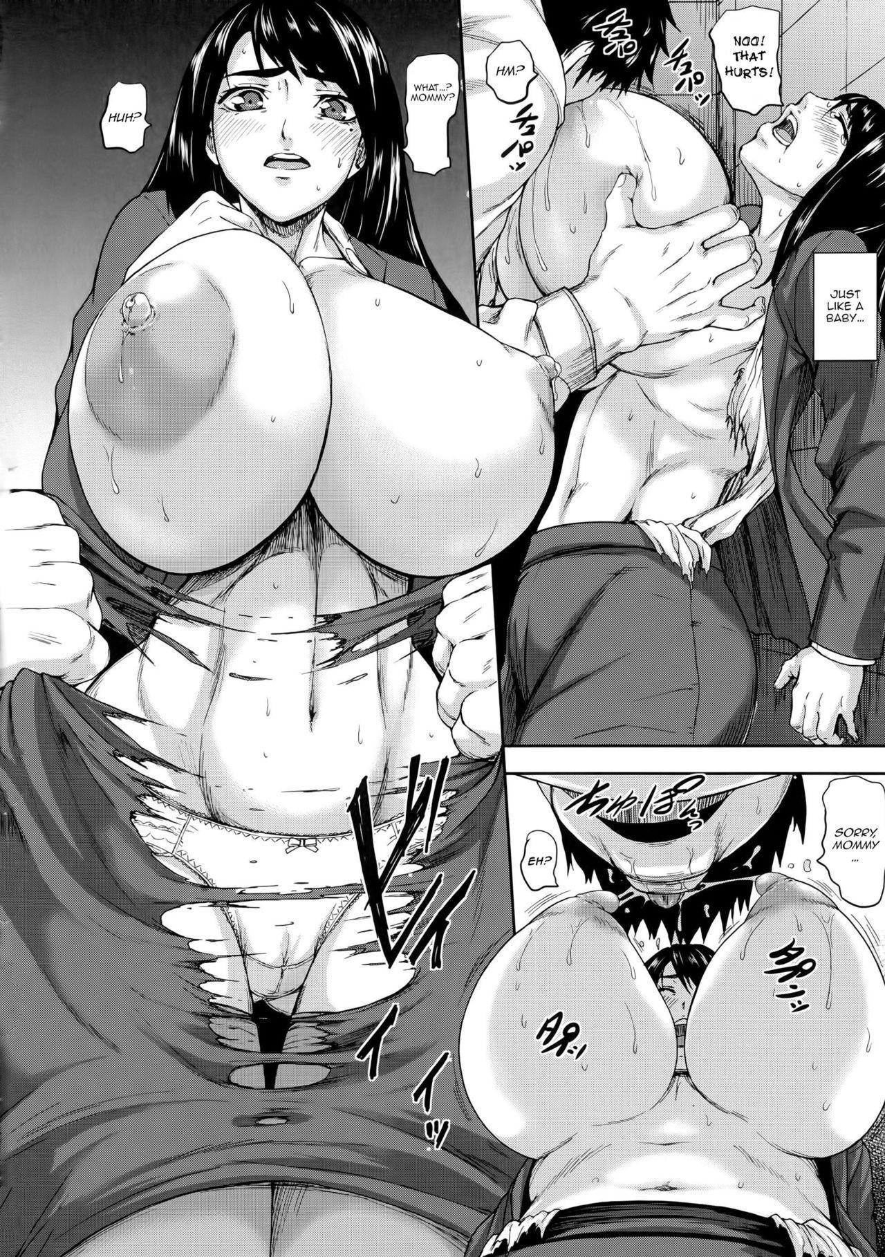 Chounyuu Daifungoku   Prison of Huge, Spouting Tits 101