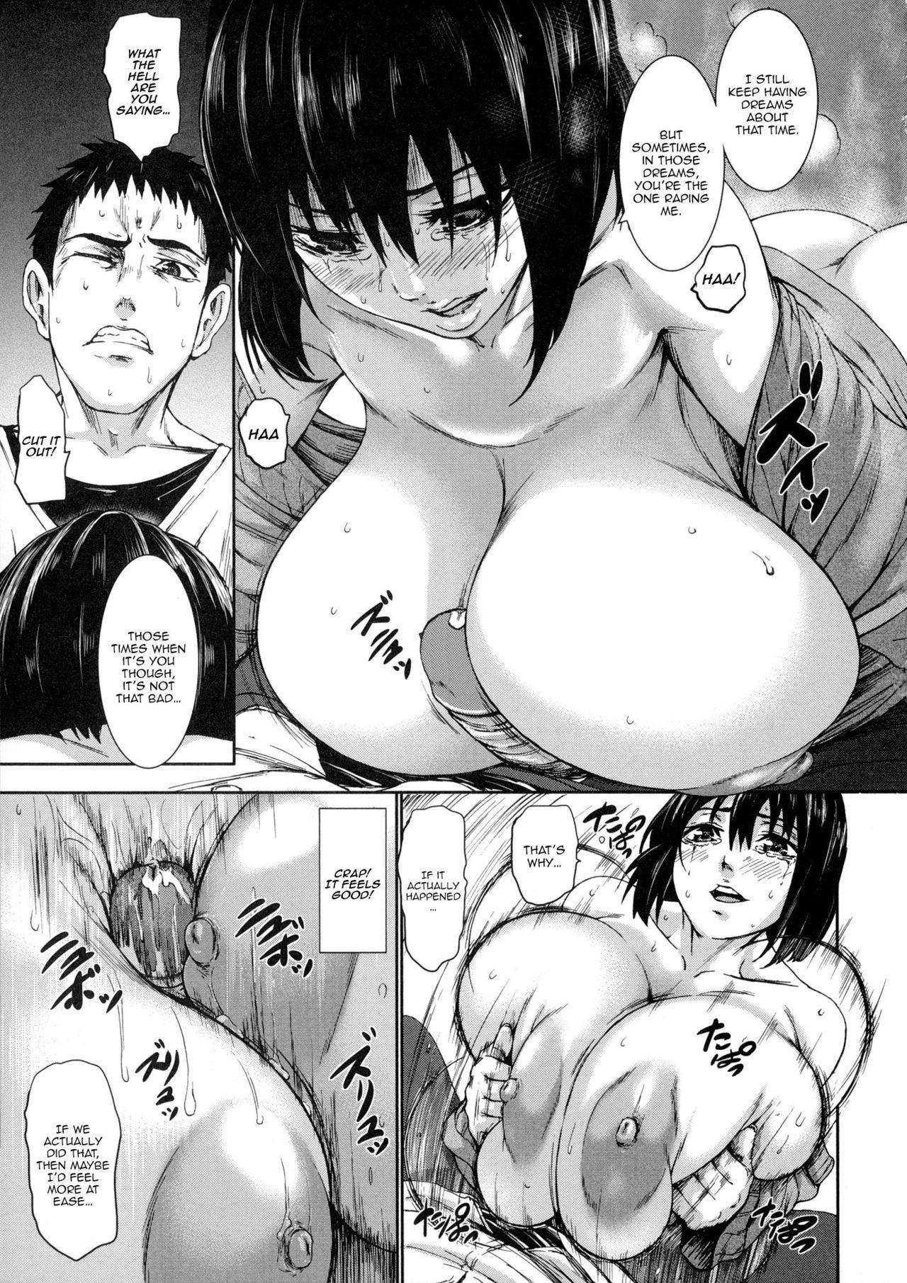Chounyuu Daifungoku   Prison of Huge, Spouting Tits 140