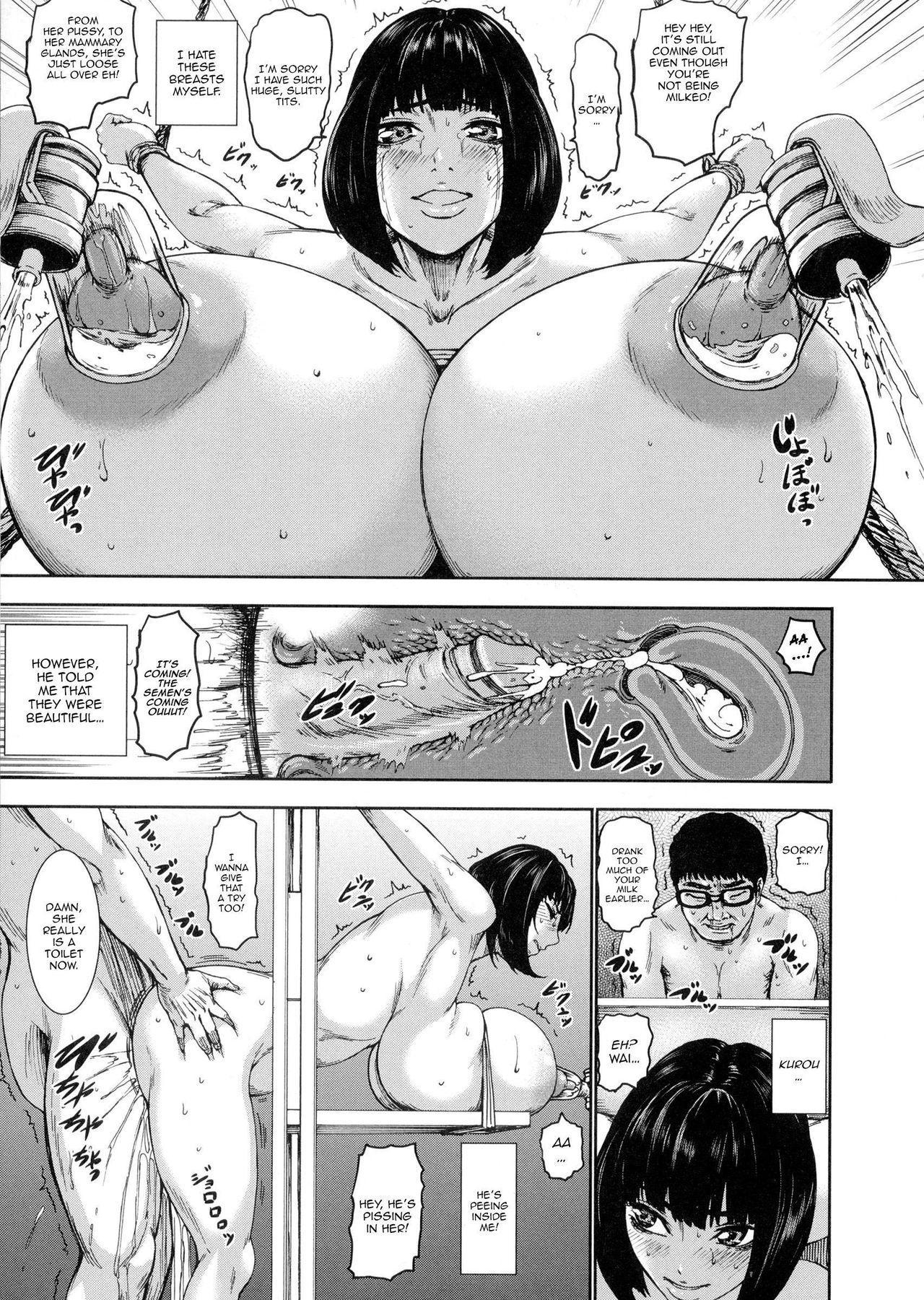 Chounyuu Daifungoku   Prison of Huge, Spouting Tits 60