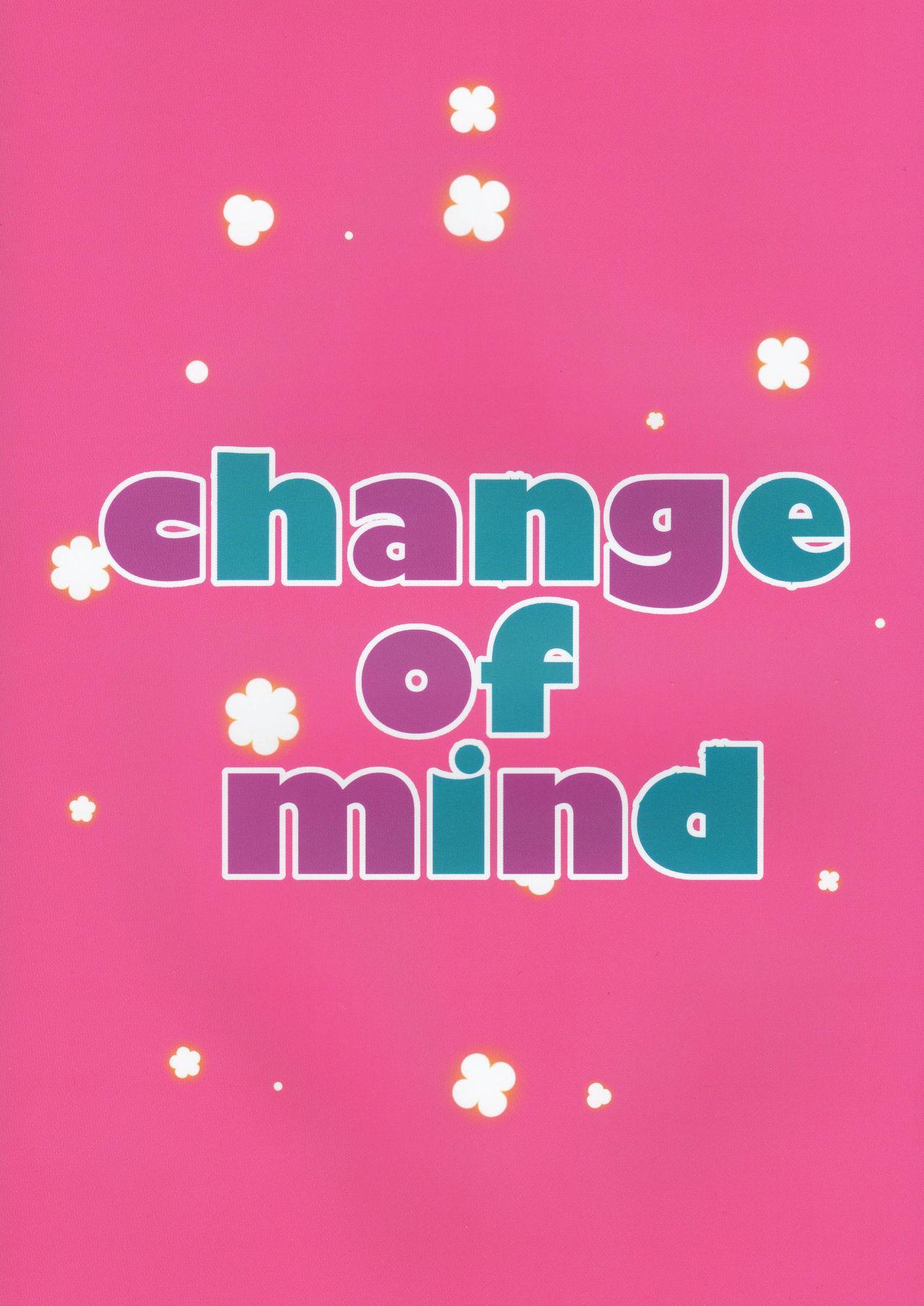 Change of Mind 1