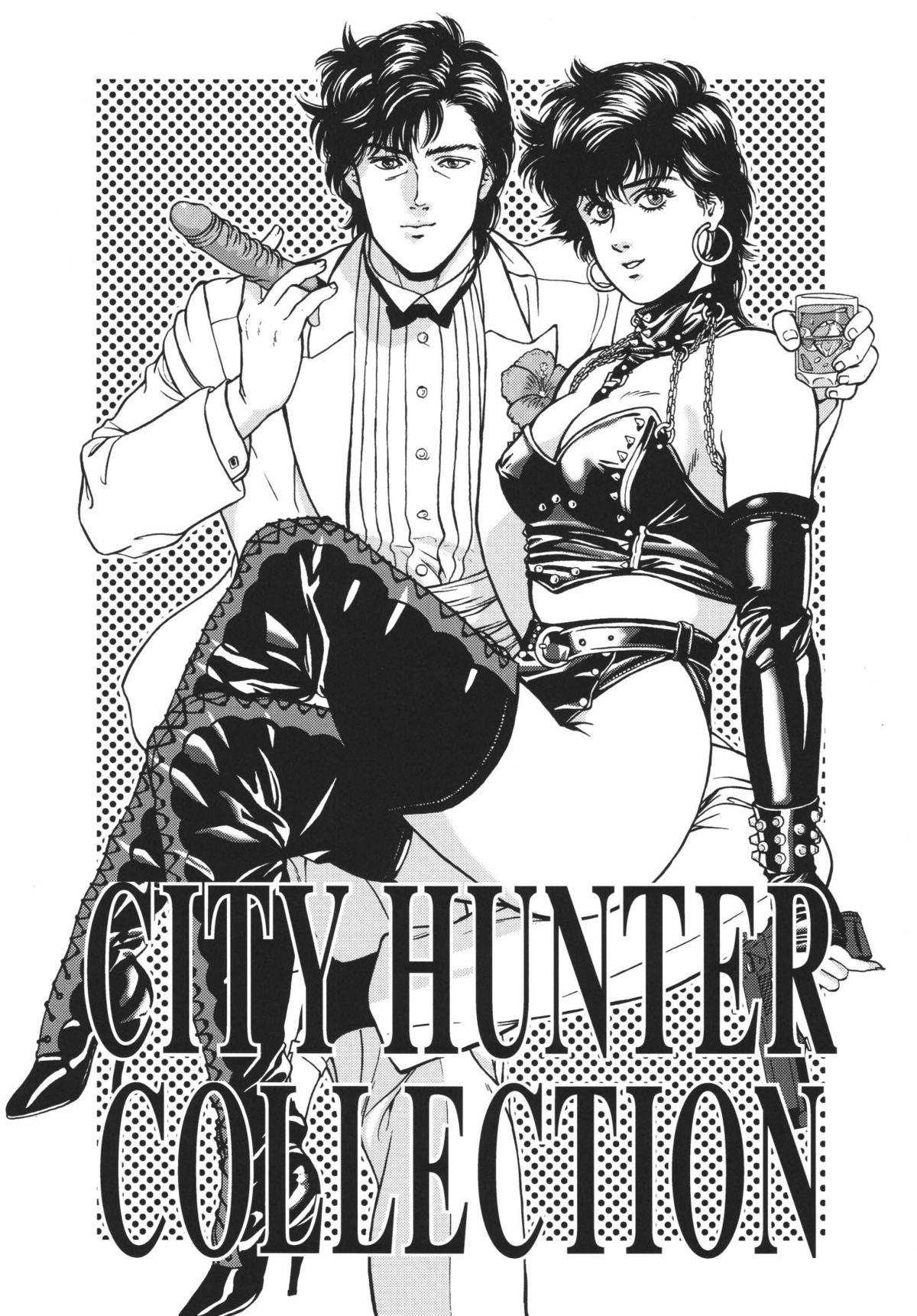 City Hunter Collection 4