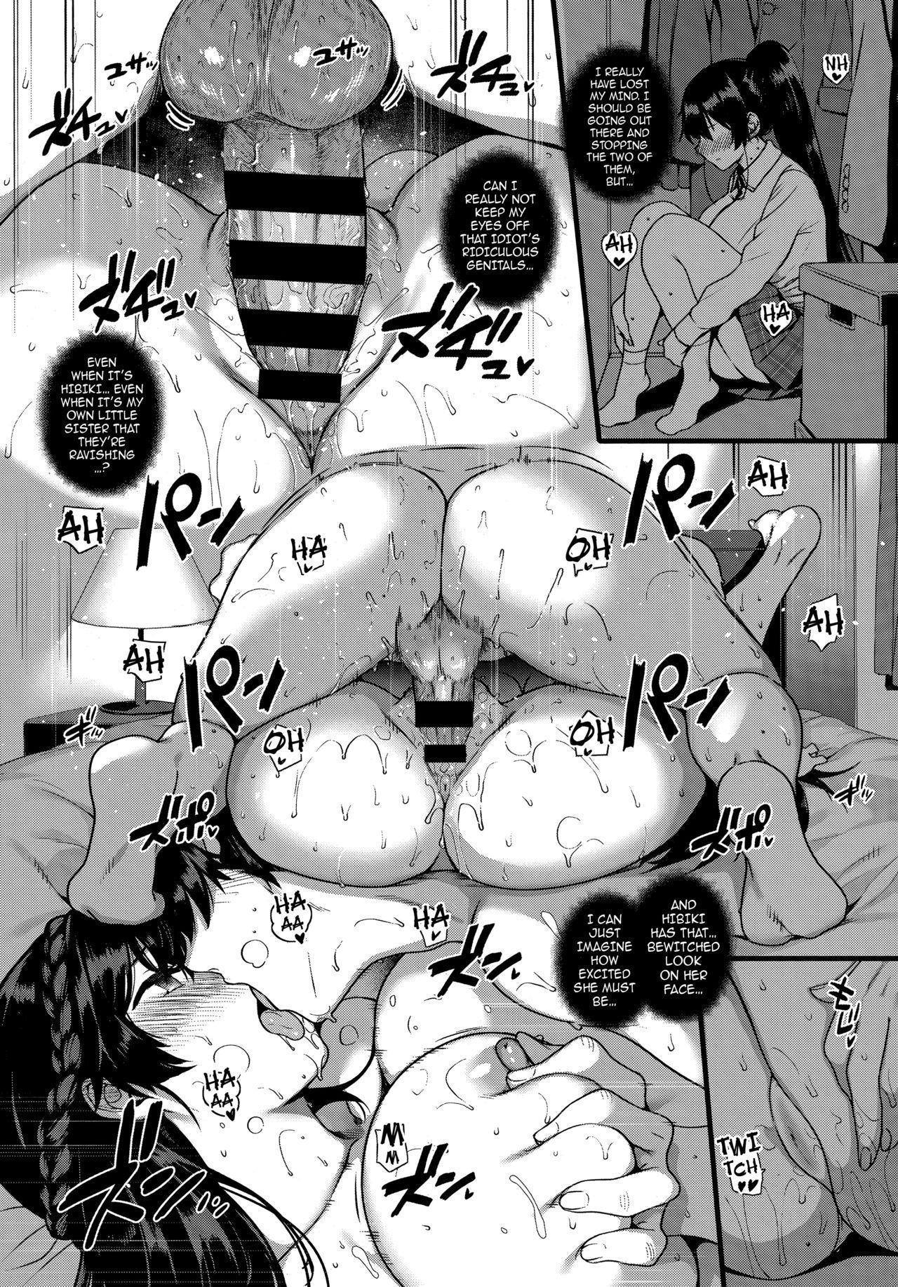 [Katsurai Yoshiaki] Amatsuka Gakuen no Ryoukan Seikatsu | Angel Academy's Hardcore Dorm Sex Life 1-2, 4-8 [English] {darknight} [Digital] 153