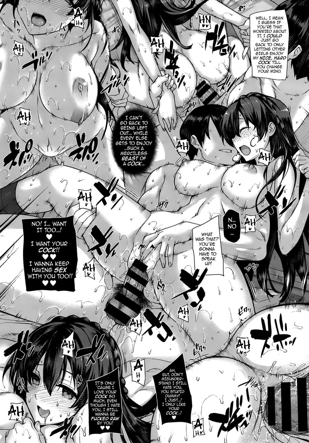 [Katsurai Yoshiaki] Amatsuka Gakuen no Ryoukan Seikatsu | Angel Academy's Hardcore Dorm Sex Life 1-2, 4-8 [English] {darknight} [Digital] 27