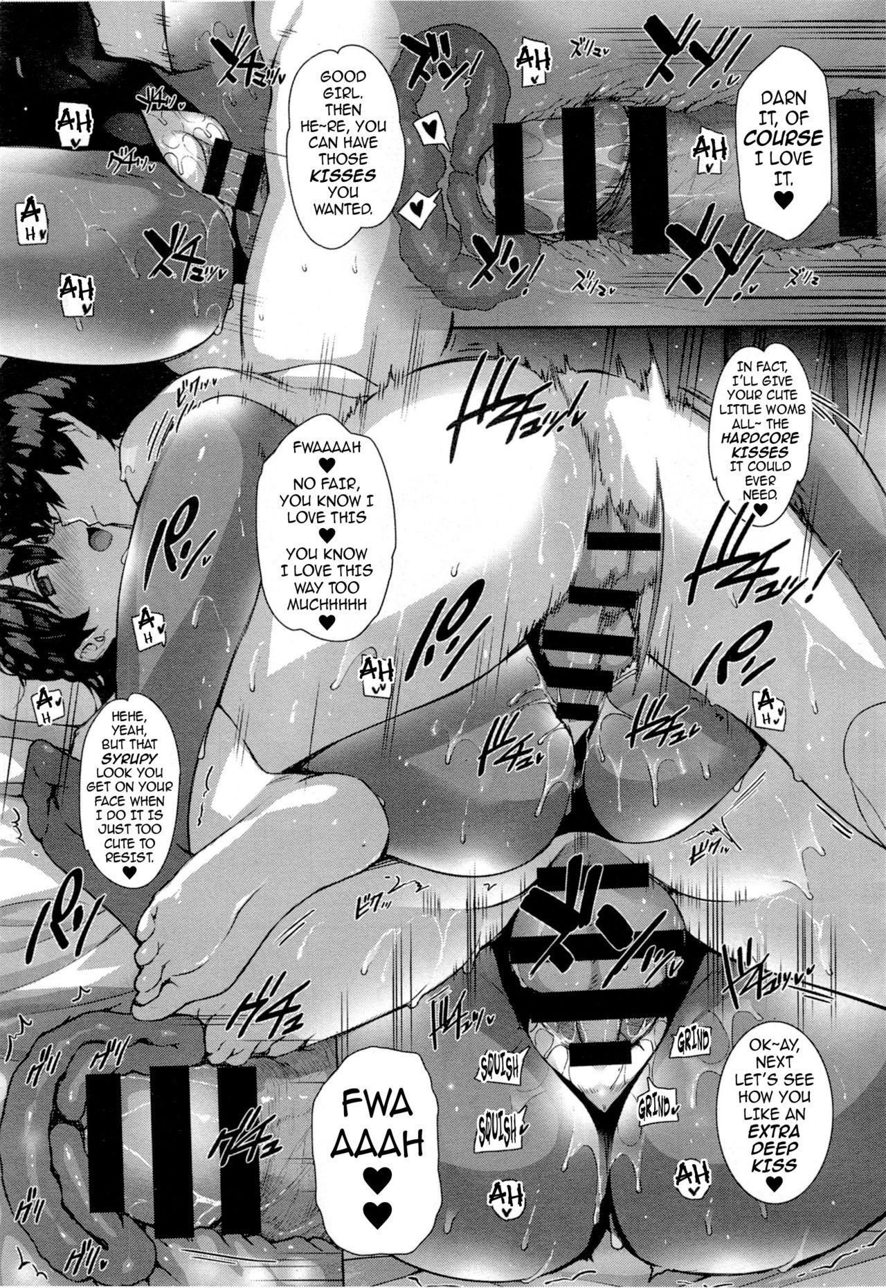 [Katsurai Yoshiaki] Amatsuka Gakuen no Ryoukan Seikatsu | Angel Academy's Hardcore Dorm Sex Life 1-2, 4-8 [English] {darknight} [Digital] 59