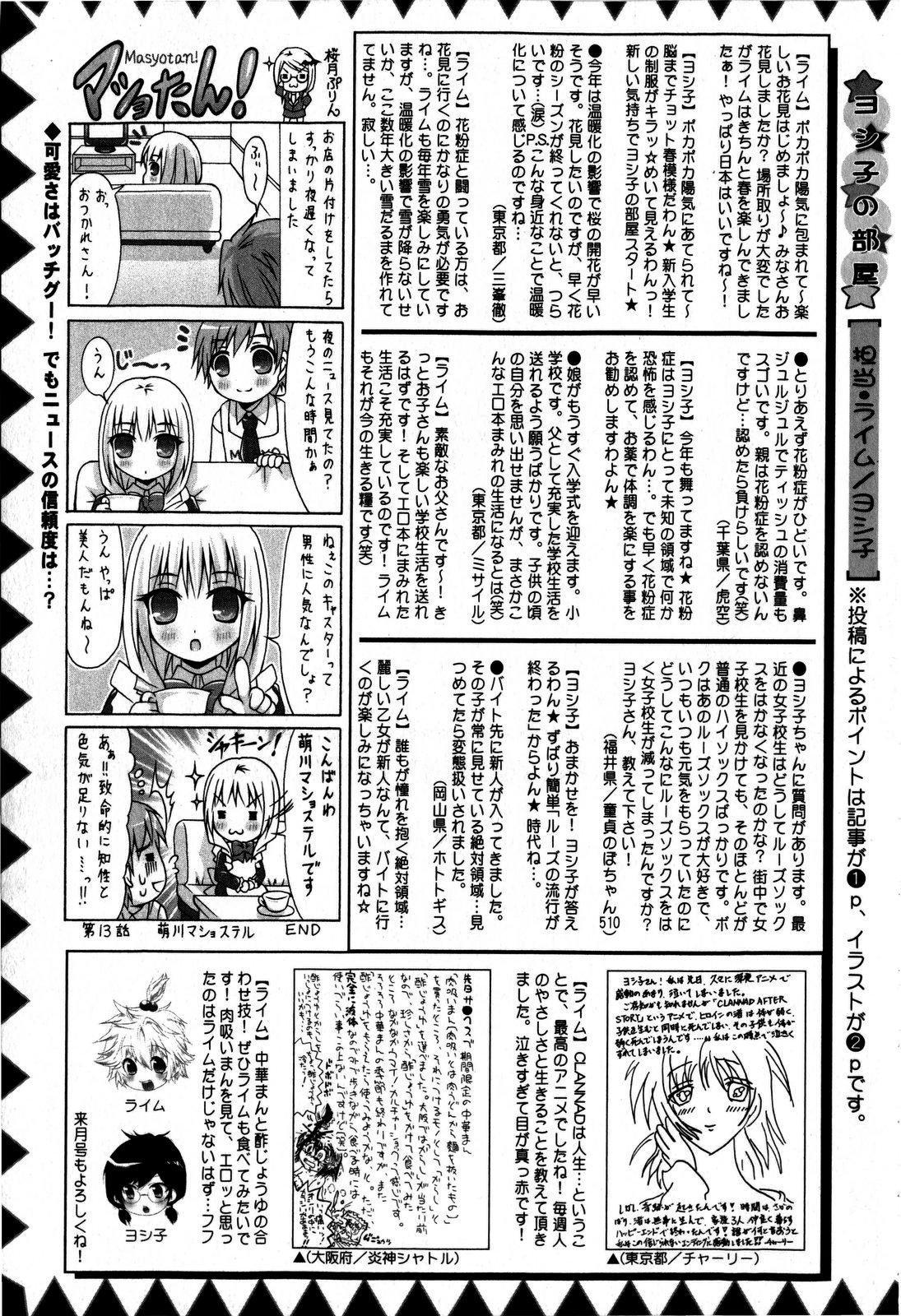 Comic Masyo 2009-06 254