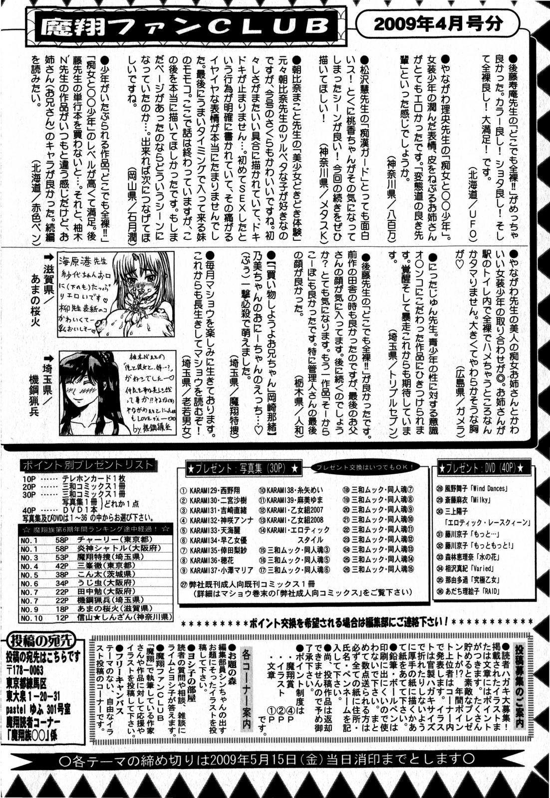 Comic Masyo 2009-06 255