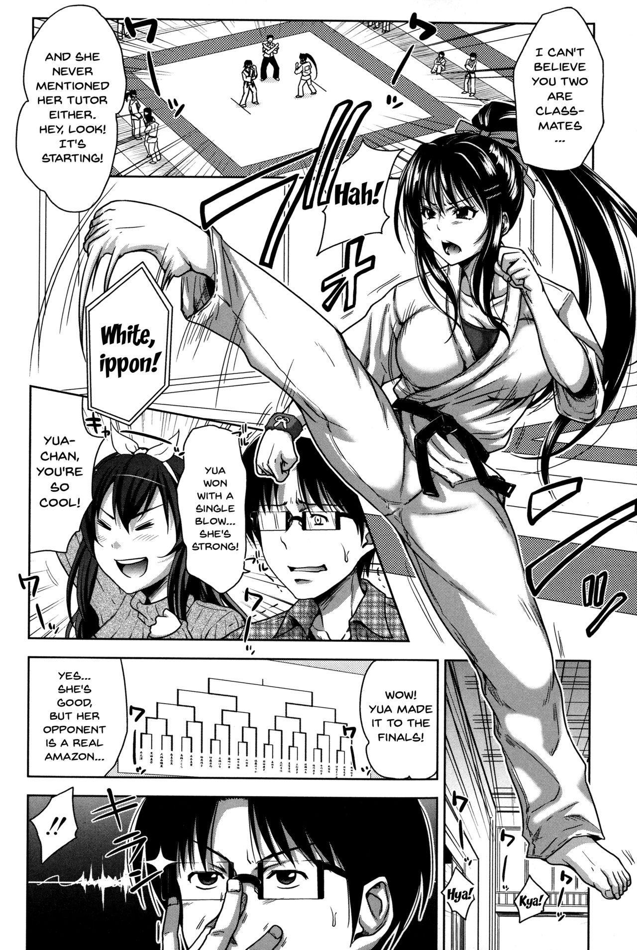 [Takuwan] Pakotate! Seikouritsu 0% no Teppeki Bishojo VS Seikouritsu 100% no Hentai Katei Kyoushi   Pakotate! Sex Rate 0% Iron-Willed Beautiful Virgins VS Sex Rate 100% Perverted Coach Ch.1-5 [English] {Doujins.com} 65