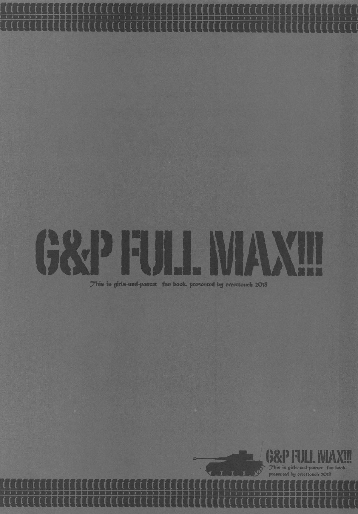 G&P FULL MAX!!! 88