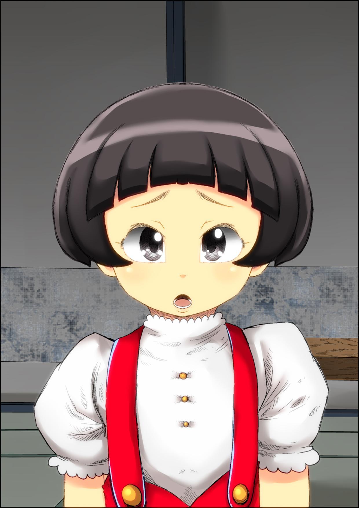 """""""Lolicon Taikendan"""" Shouwa no Gachi Loli Baishunyado ni Kayotteita Toki no Hanashi. 64"""