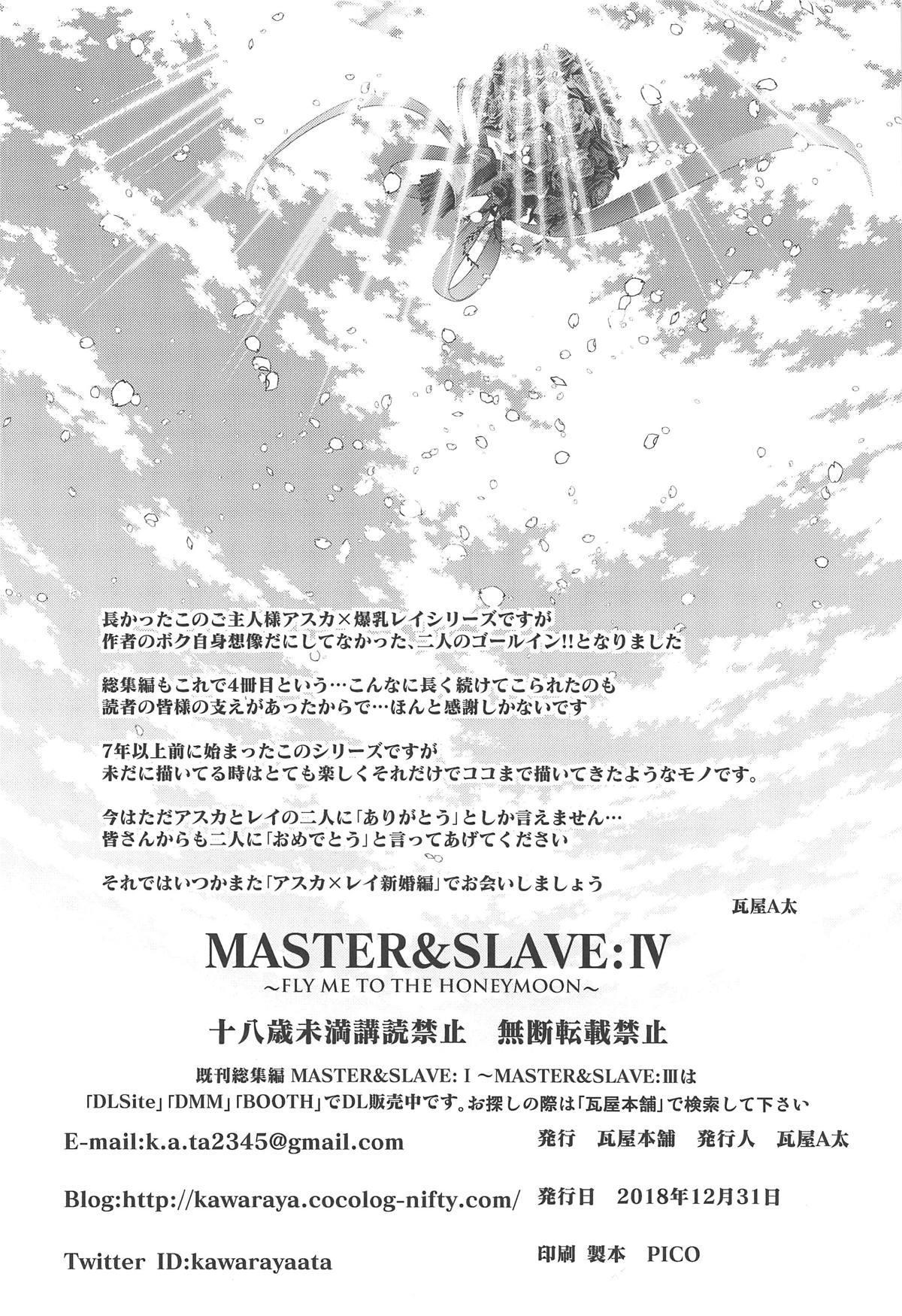MASTER&SLAVE:IV 147