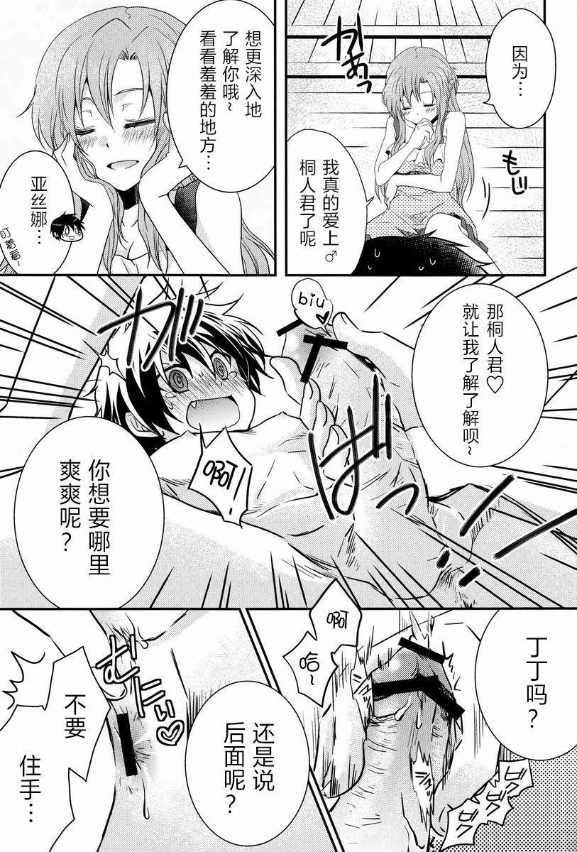 Koisuru Asuna wa Setsunakute Kirito-kun o Omou Totsui Ijiwaru Shichauno | 热恋中的亚斯娜想与桐人这样那样 6