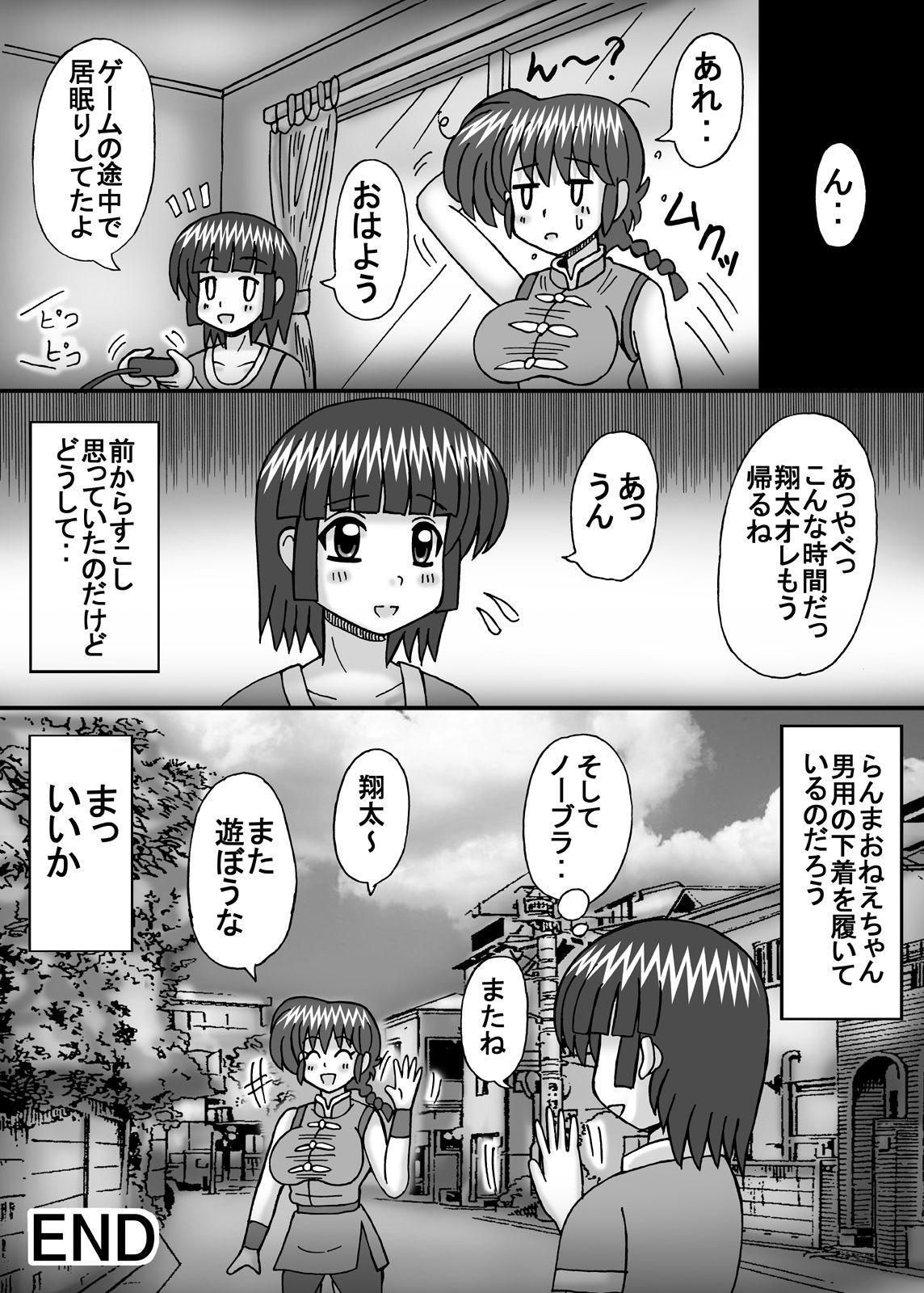Boku no Daisuki na Ranma 2 17