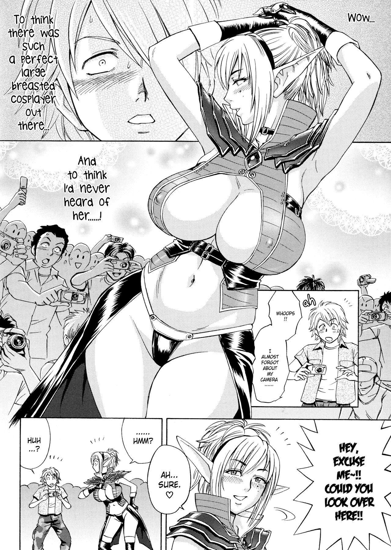 [Tatsunami Youtoku, Yamazaki Masato] Bijin Henshuu-chou no Himitsu | Beautiful Editor-in-Chief's Secret Ch. 1-4 [English] [Forbiddenfetish77, Red Vodka] [Decensored] 9