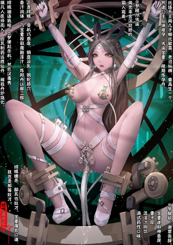 A Rebel's Journey:  Chang'e 154