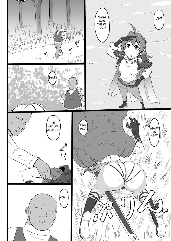 Nou Aru Rival wa Ochimashita 3