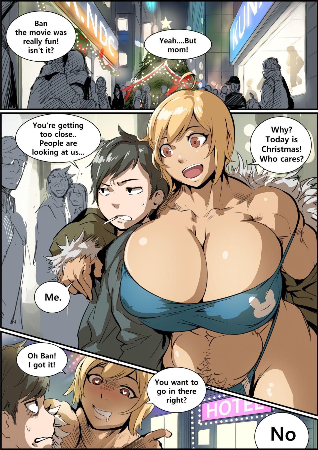 Natsumi's Sex Partner 1