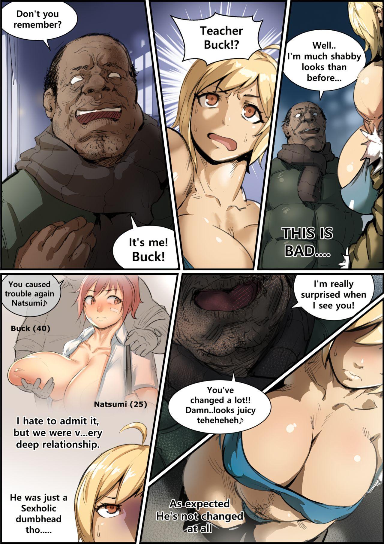 Natsumi's Sex Partner 5
