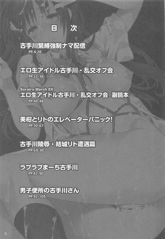 Sairoku March Trouble 3 1