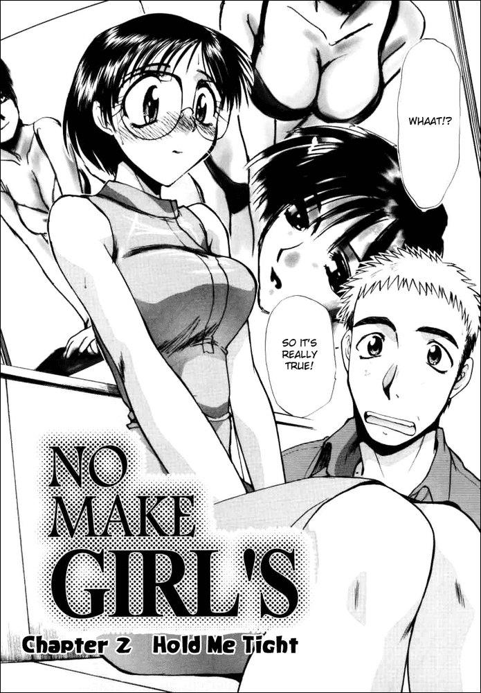 Sonna Koto Nai yo | That's Not How It Is! Ch. 1-4 29