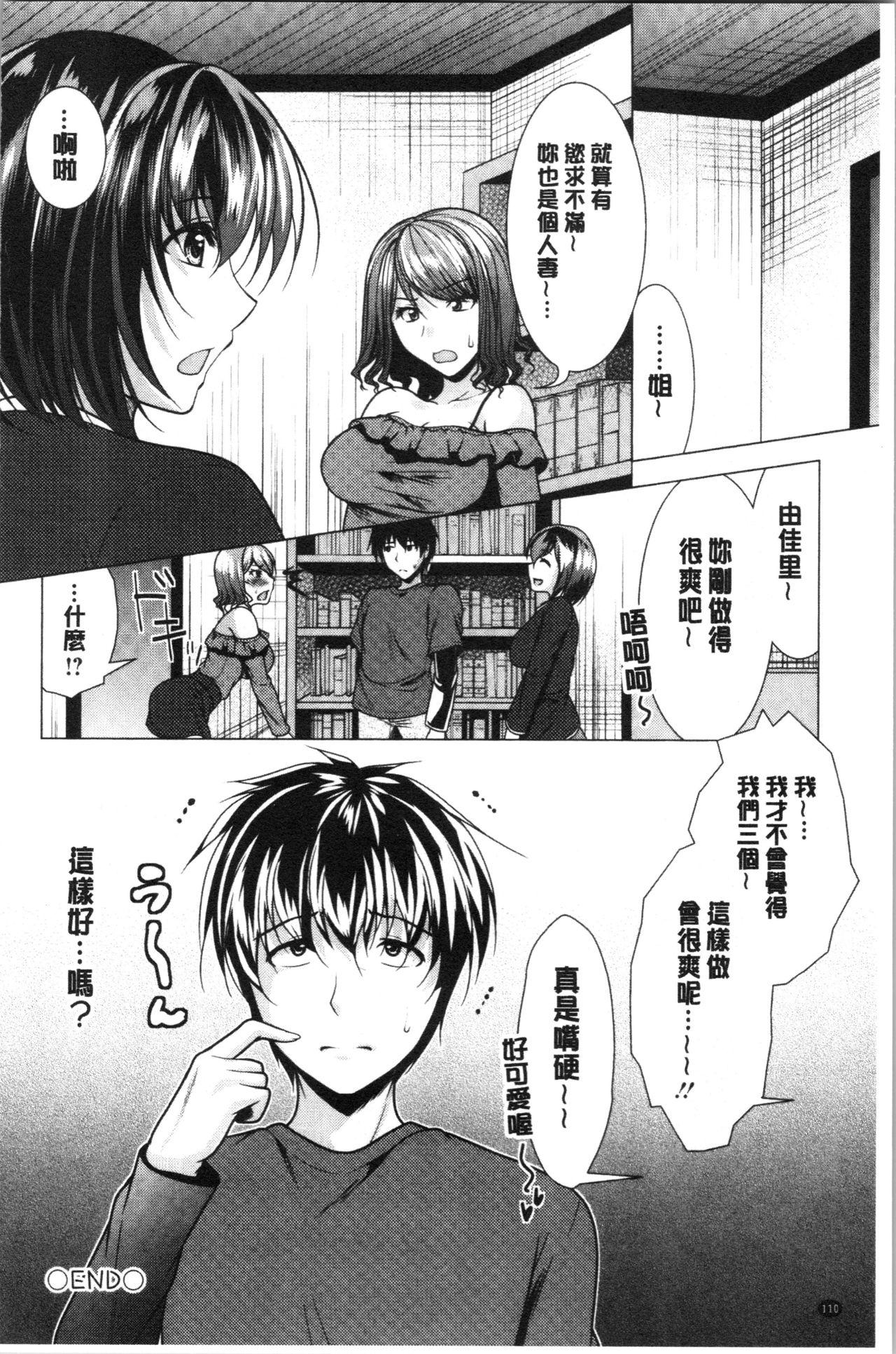 Aniyome to Kuraseba   兄嫂住一起的話♥ 112