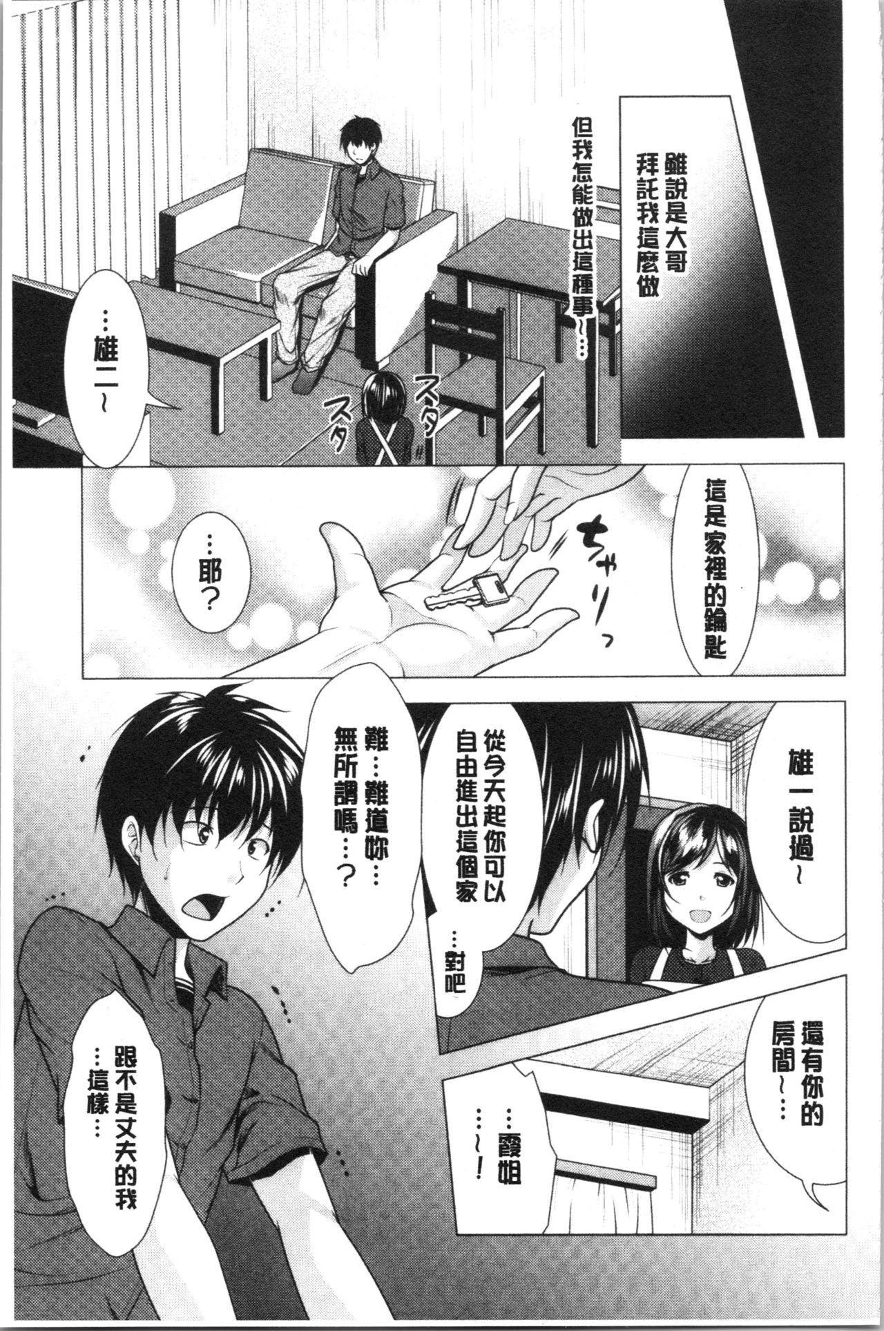 Aniyome to Kuraseba   兄嫂住一起的話♥ 21