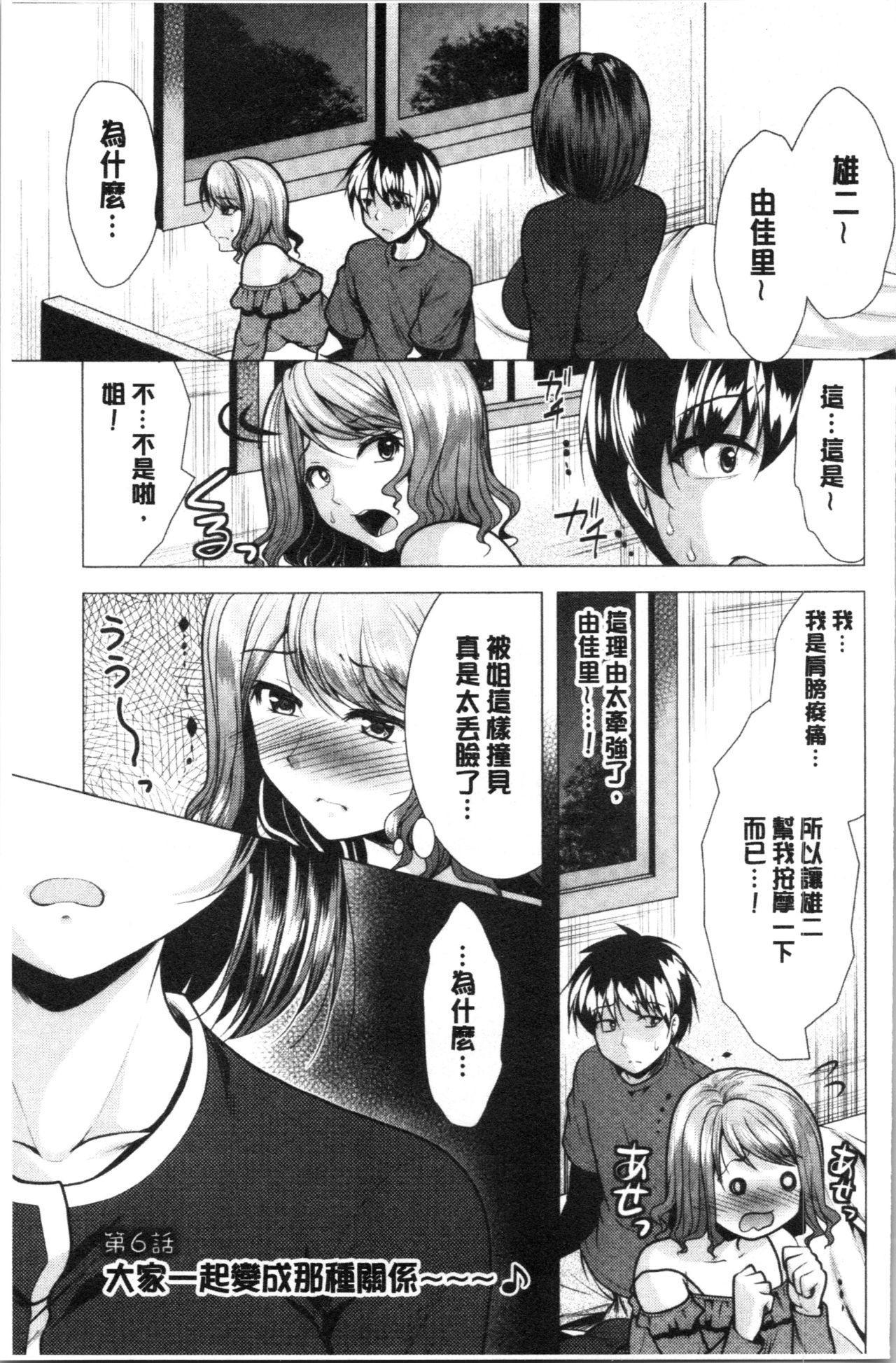 Aniyome to Kuraseba   兄嫂住一起的話♥ 95