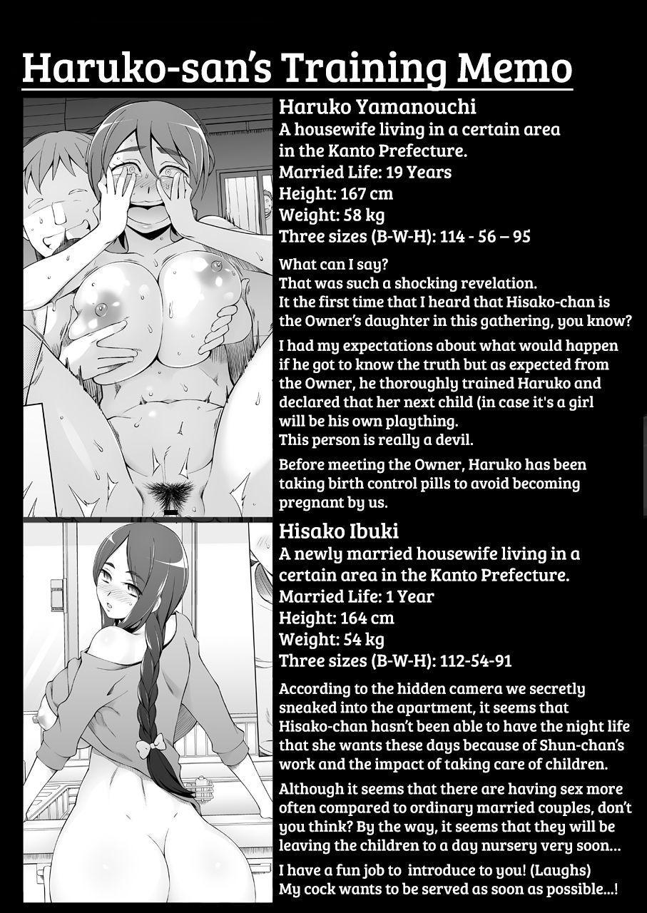 Hitozuma Haruko no Choukyou Netorare Seikatsu 2 62