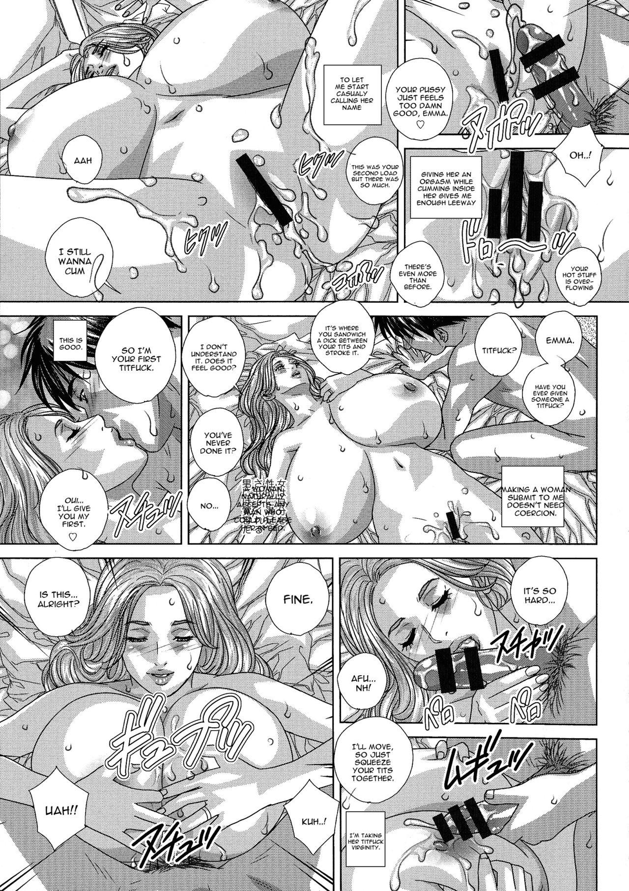 Double Titillation Ch.14 12