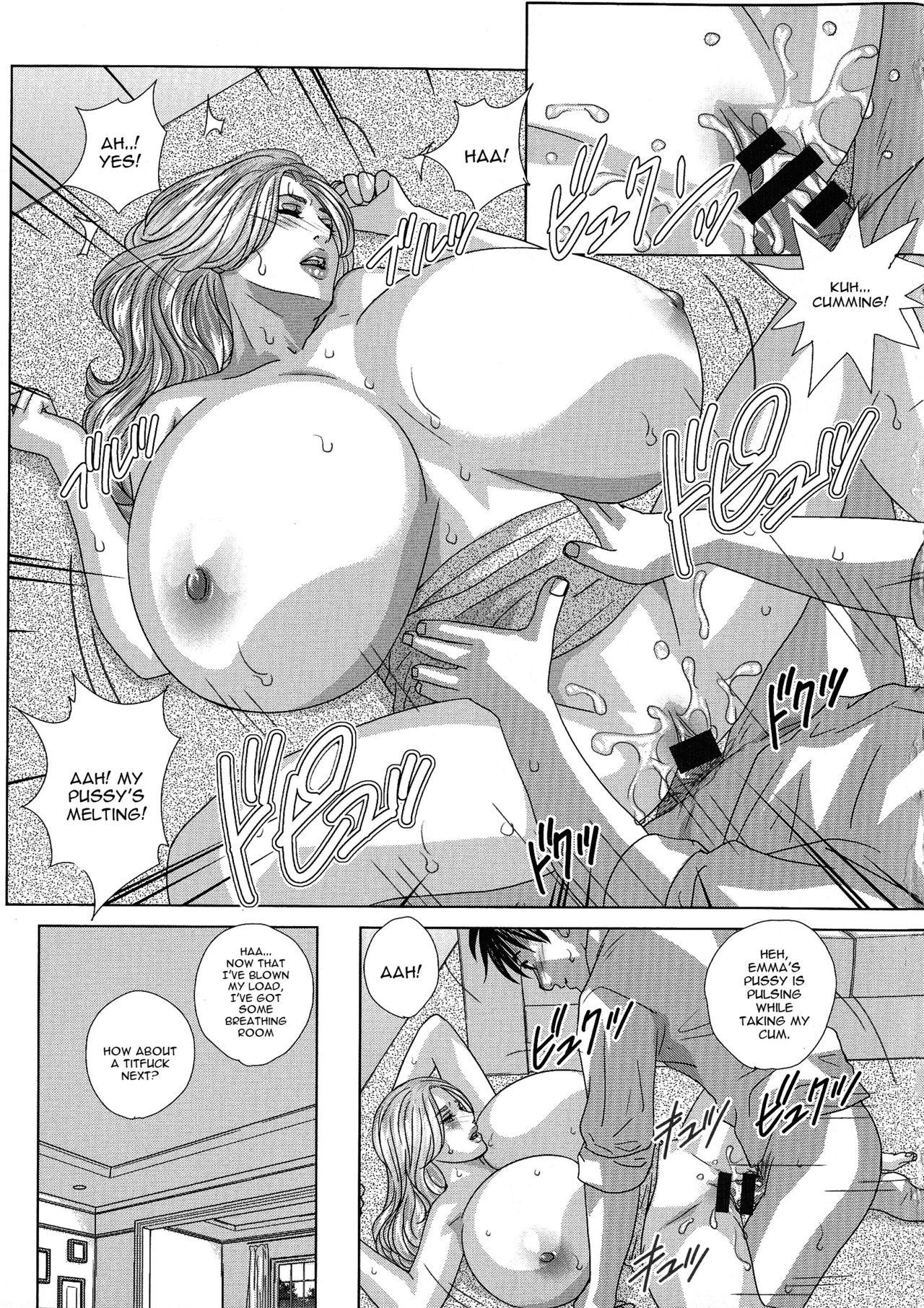 Double Titillation Ch.14 22