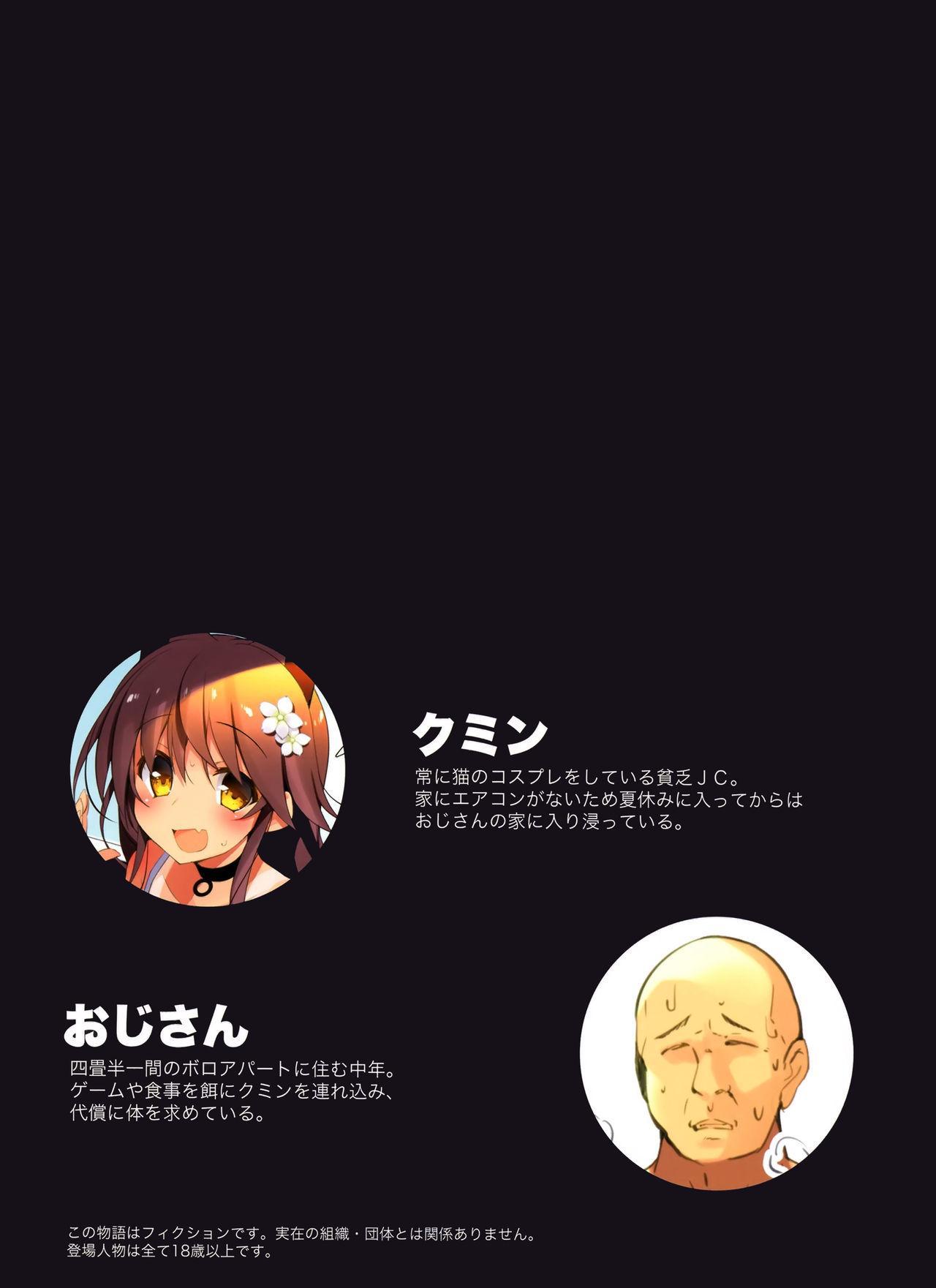 Neko Neko Note 5 AirCon ga Kowareta Heya de Asedaku Sex Suru Hon 3