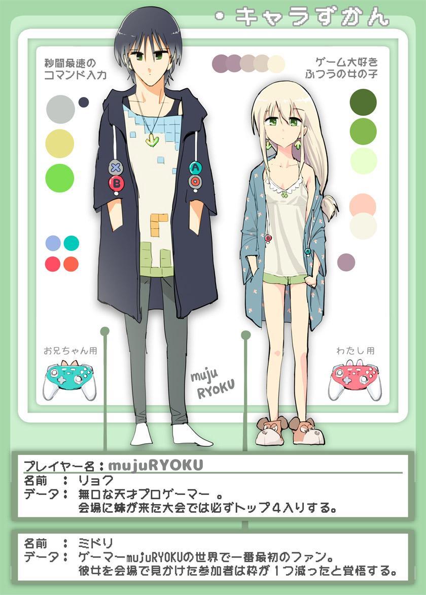 Pro Gamer Onii-chan no Chikubi Renda 19