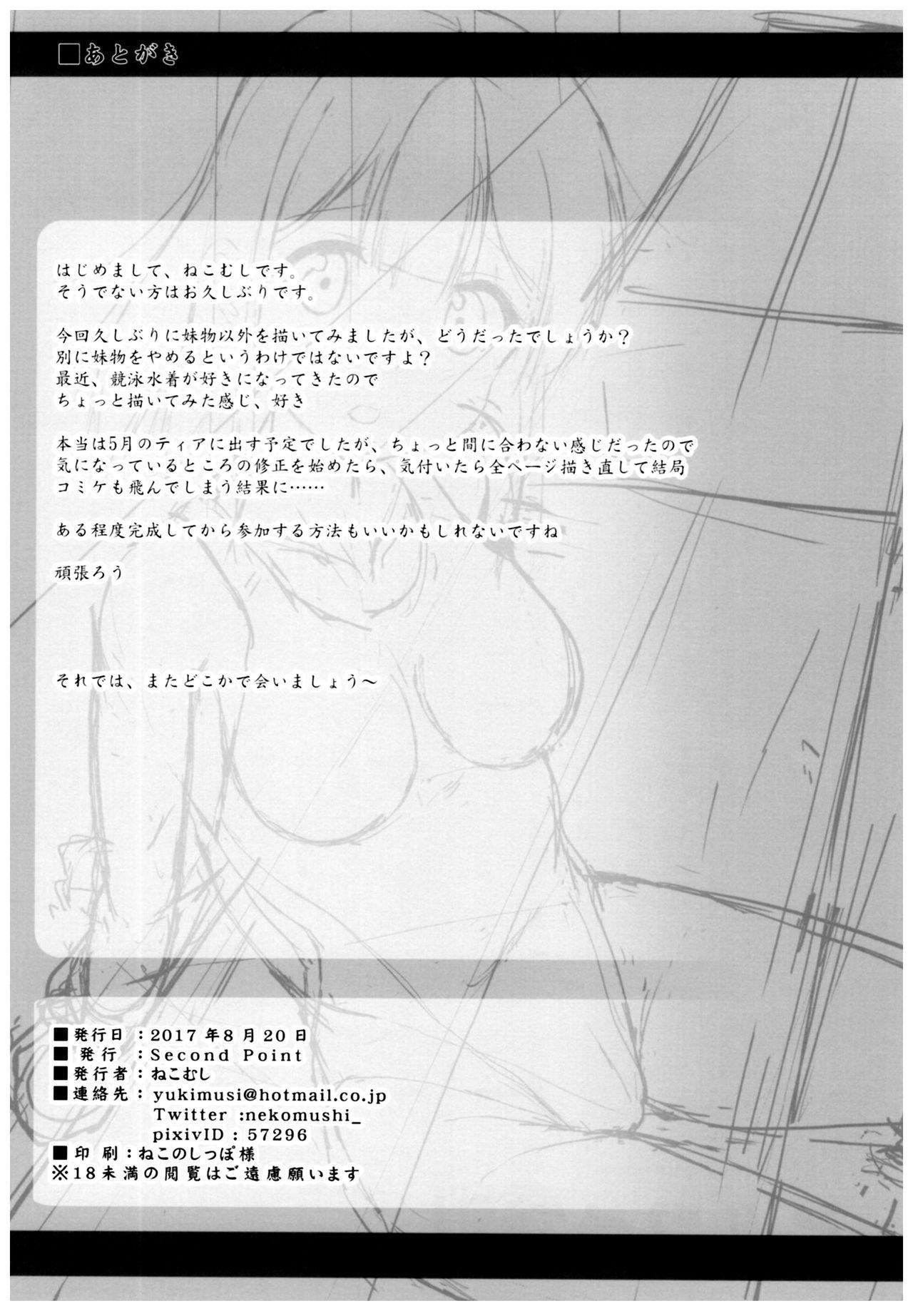 Himitsu no Tokkun   Secret Training 20