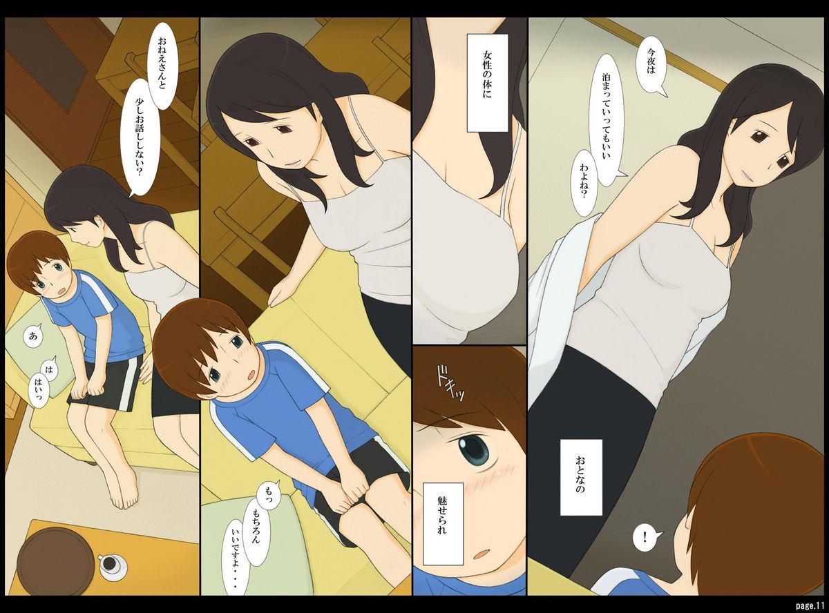 Ponpharse Vol. 3 - Toshiue no Oneesan Hen 10