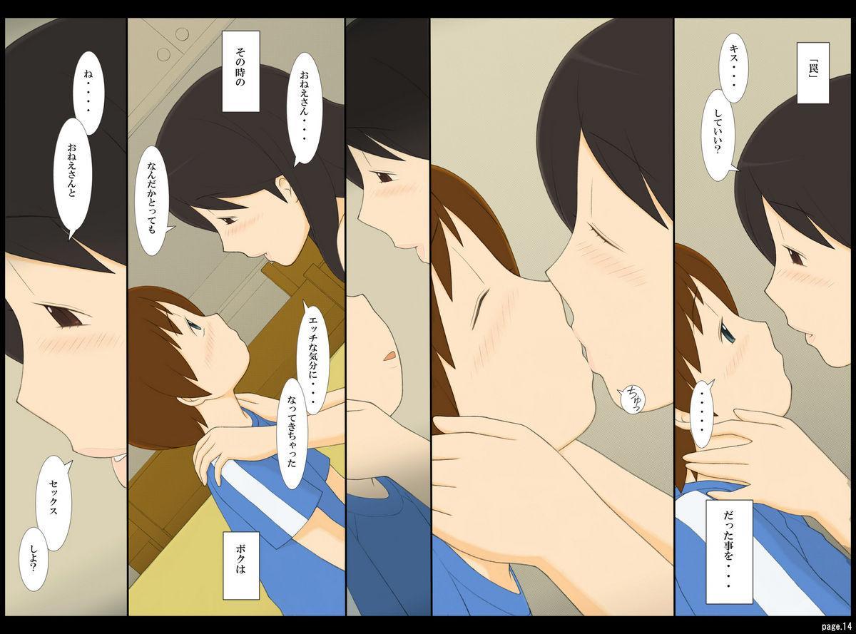 Ponpharse Vol. 3 - Toshiue no Oneesan Hen 13