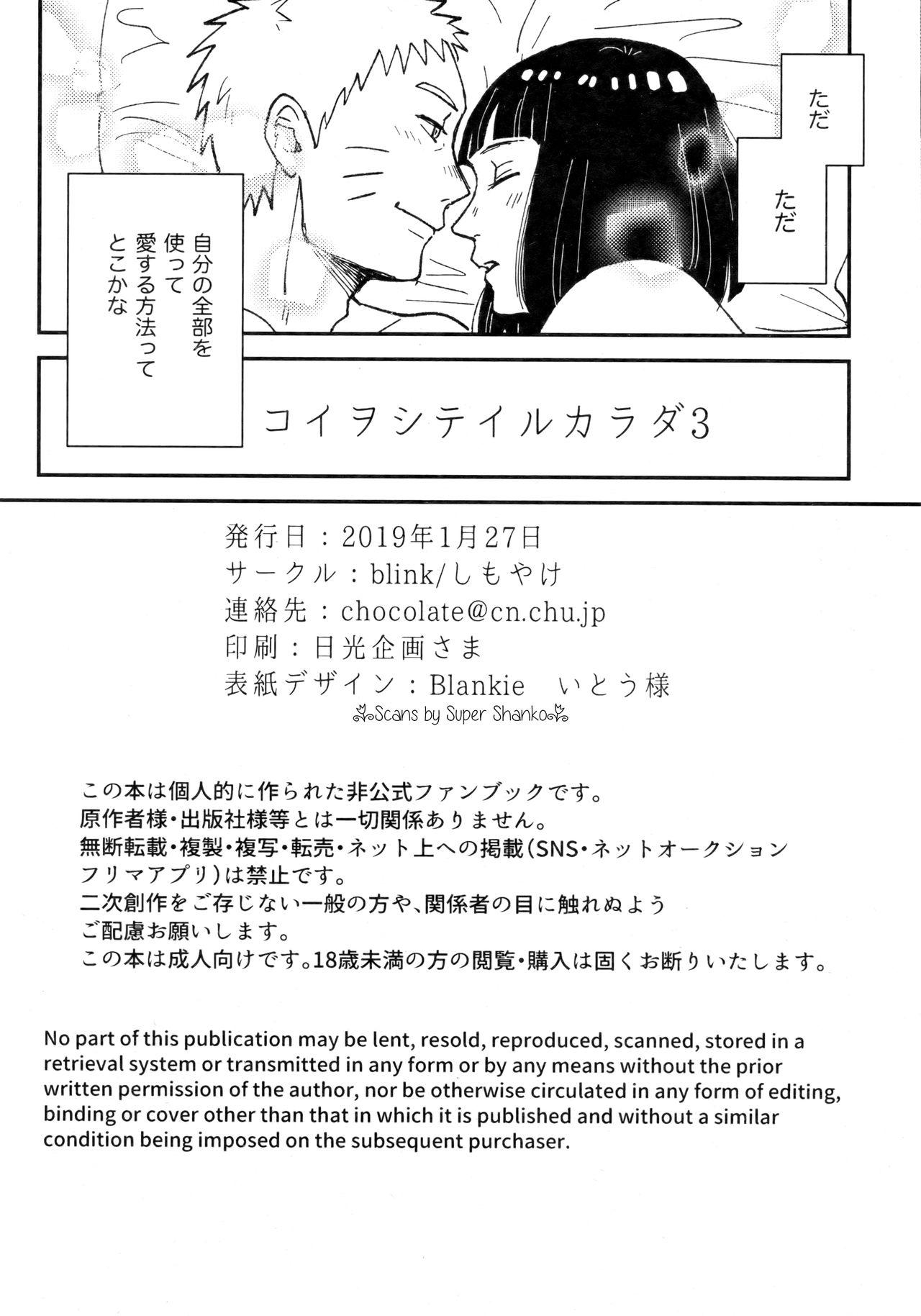 Koiwo Shiteiru Karada 3 32