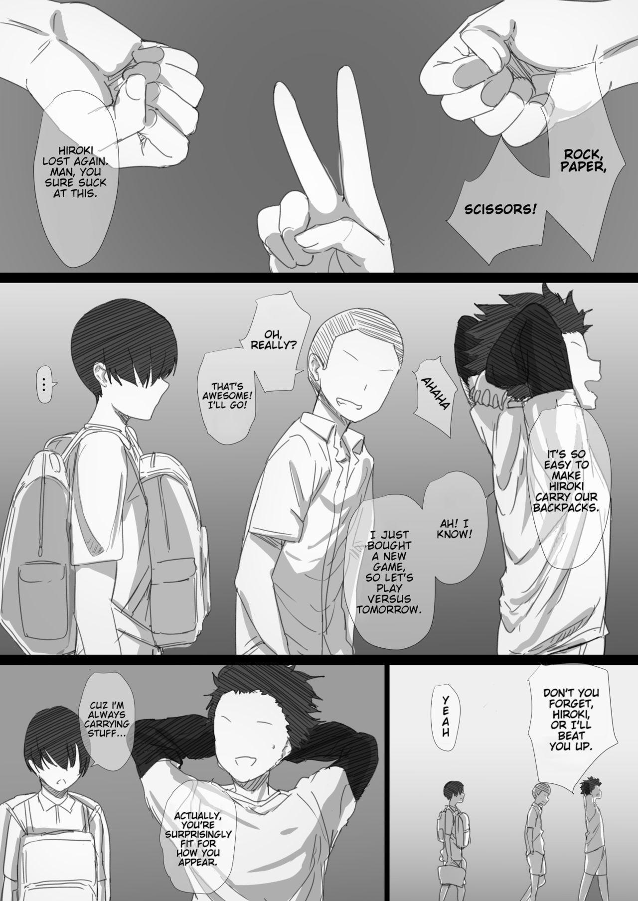 [Hari Poteto] Yanmama Oba-san no Miwaku no Karada -Boku ga Hitozuma Sex ni Hamatta Riyuu- [English] [SDTLs] 1