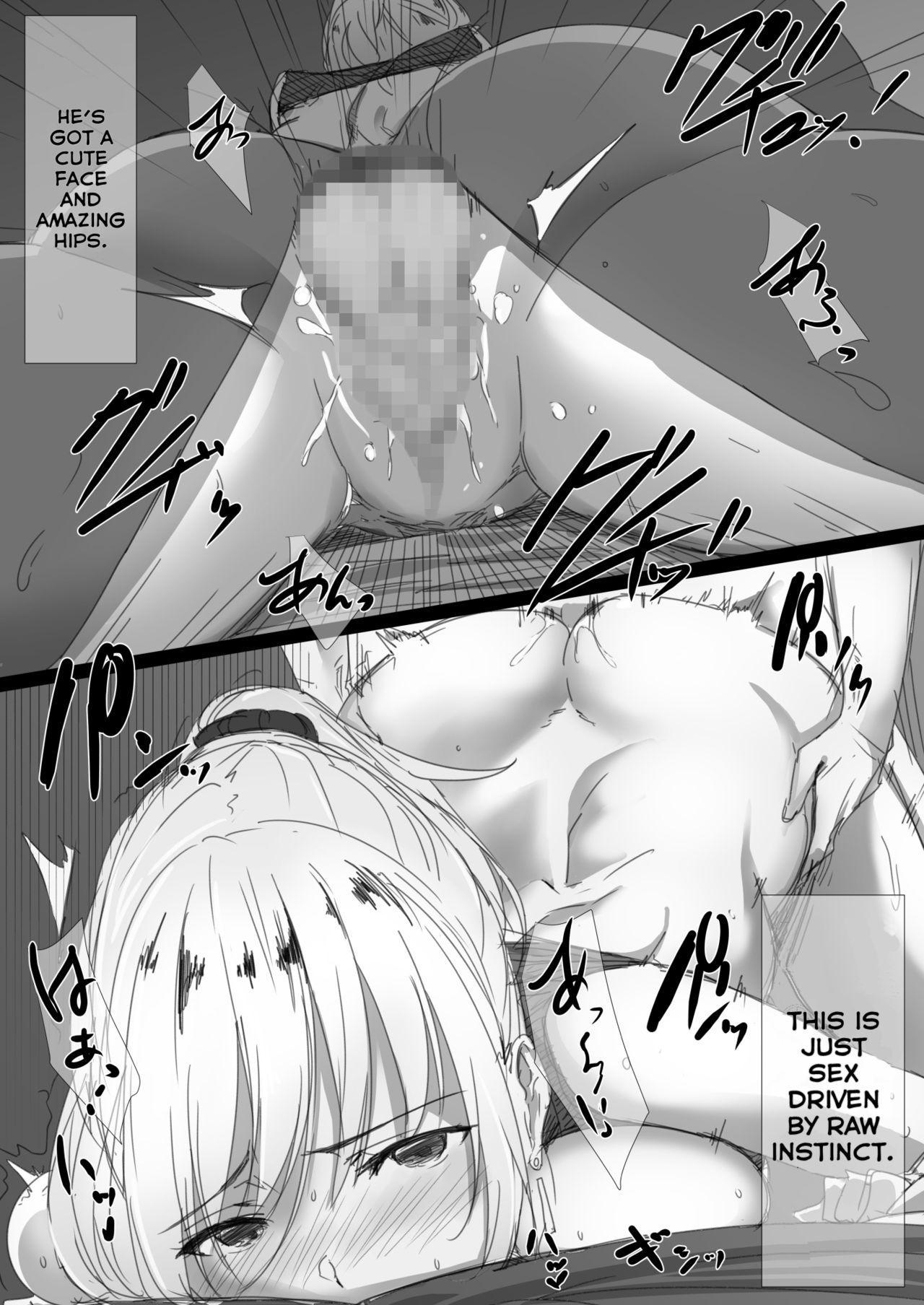 [Hari Poteto] Yanmama Oba-san no Miwaku no Karada -Boku ga Hitozuma Sex ni Hamatta Riyuu- [English] [SDTLs] 36